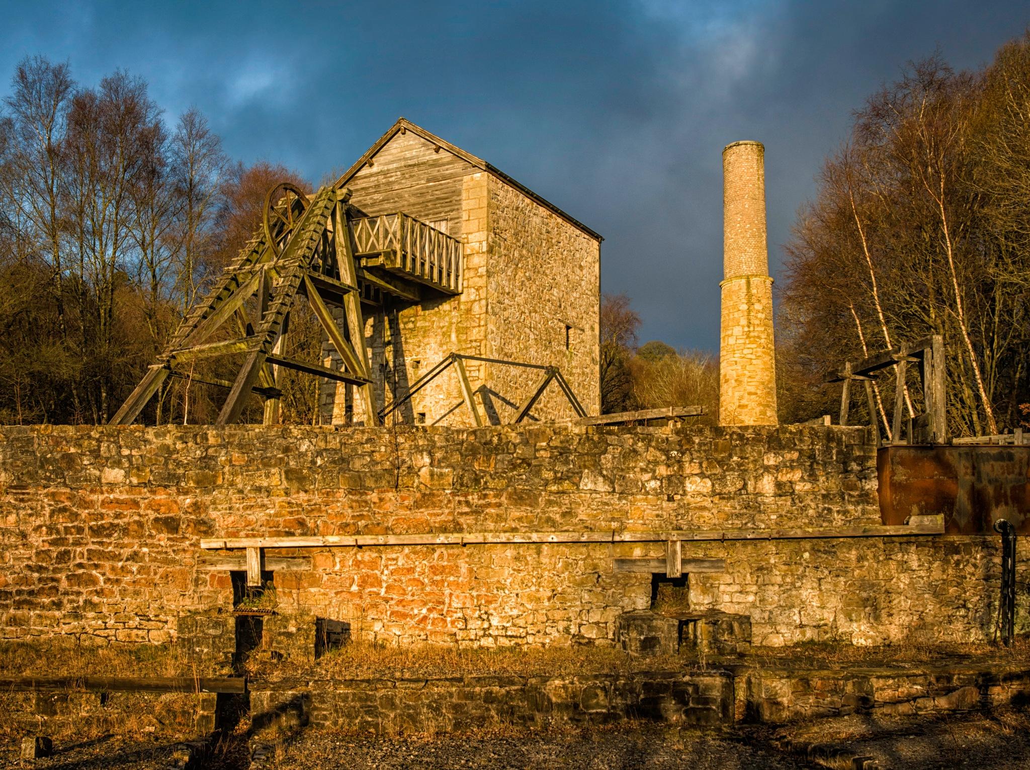 Nantwich Mill by DaveJones