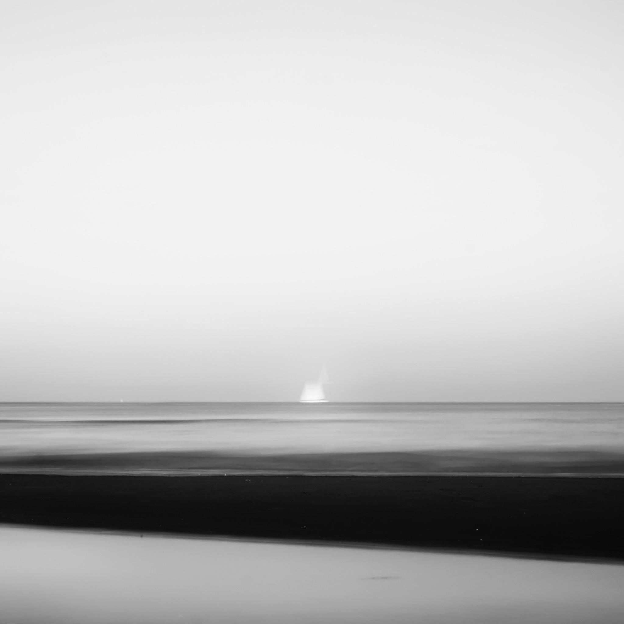 Sailboat by Pietro Abbagnato