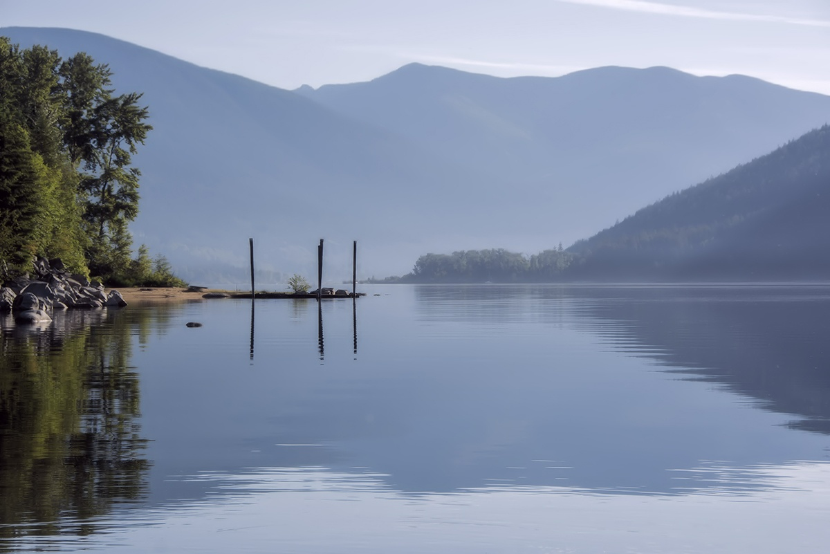 Photo in Landscape #lake #water #landscape