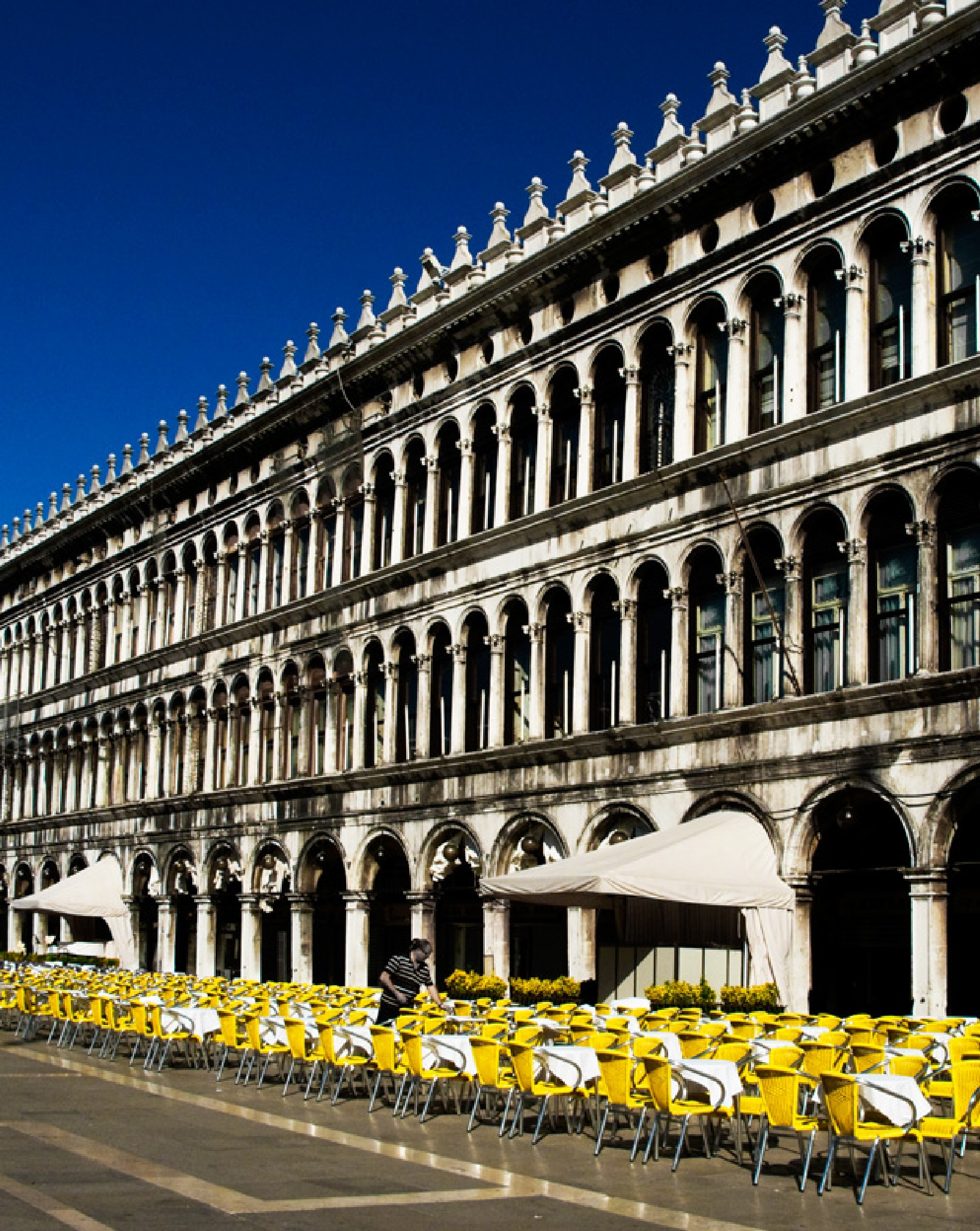 Piazza San Marco by MadeleineGuenette