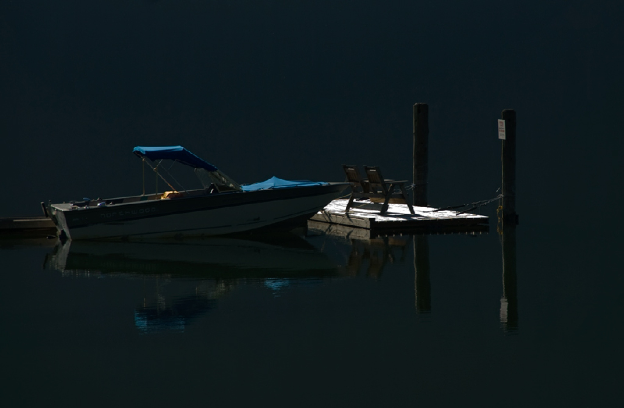Moored by MadeleineGuenette