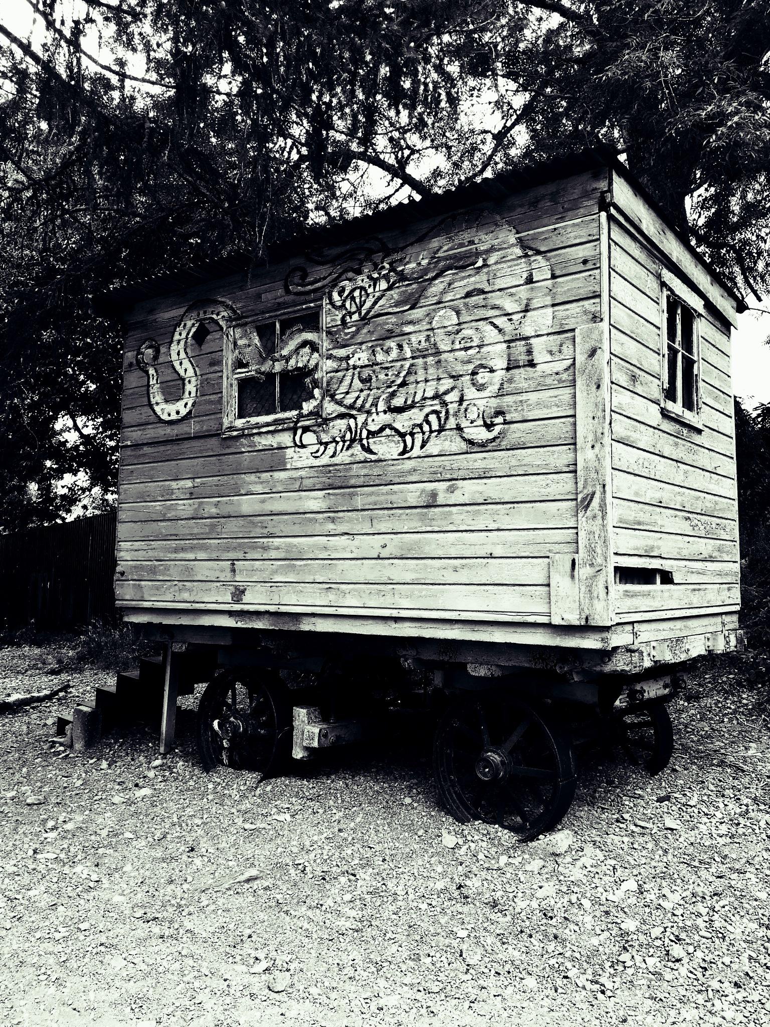Hut by Paul Stobbs