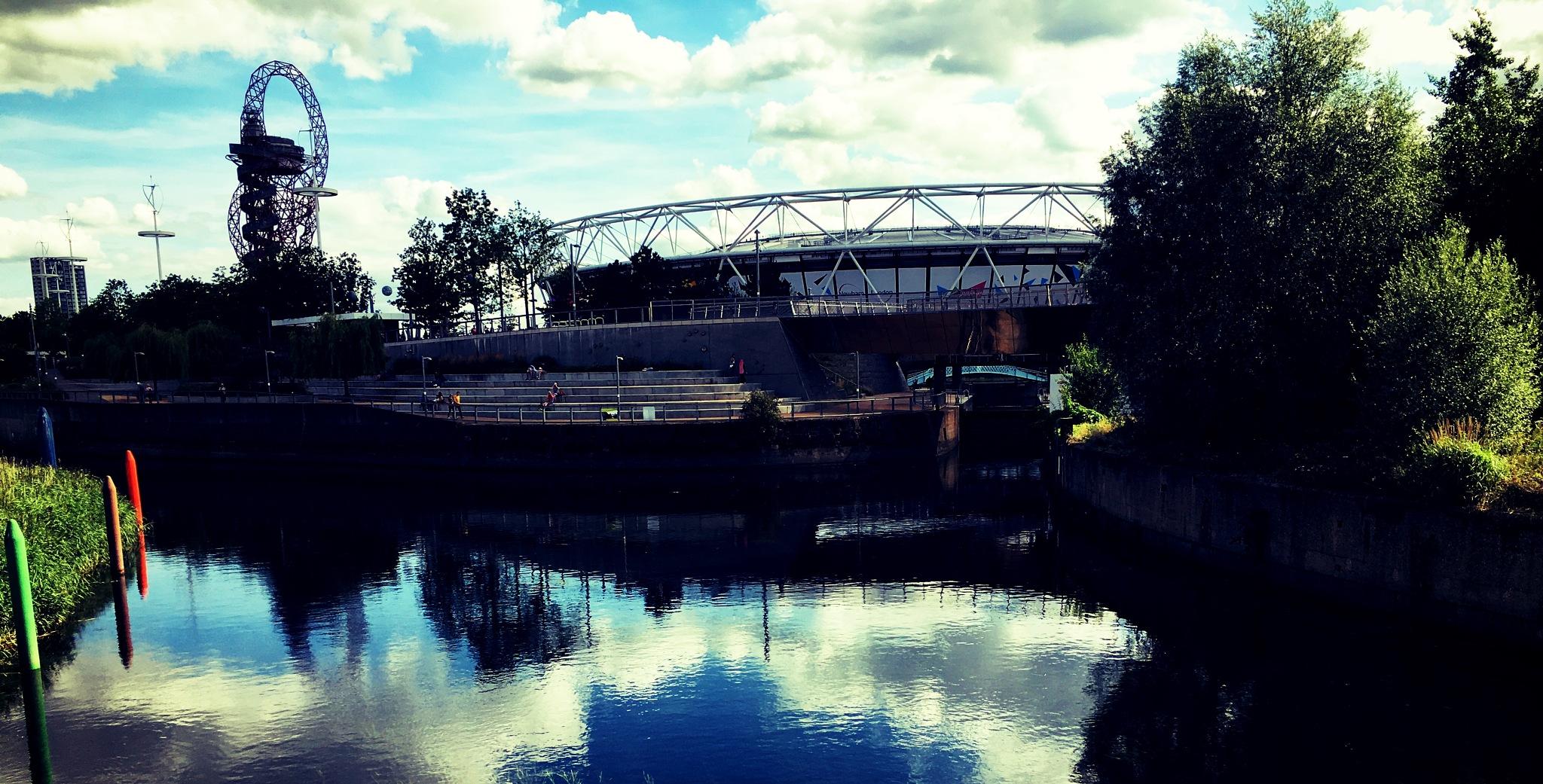Orbit and London Stadium by Paul Stobbs