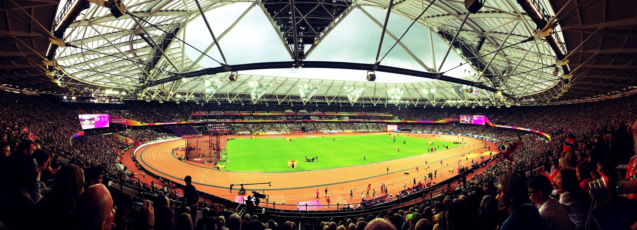 Stadium Shot by Paul Stobbs