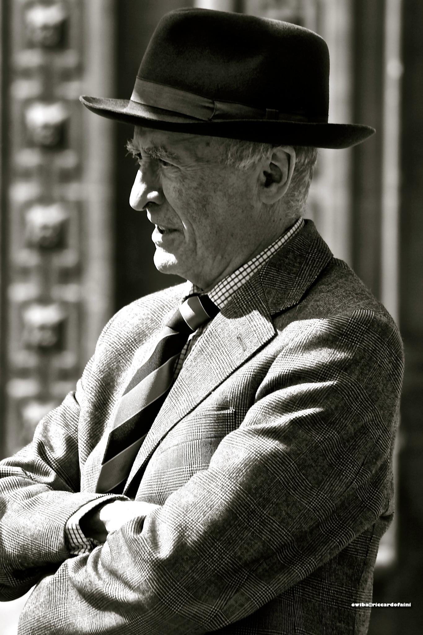 Mr.Leonard by Owiba Riccardo Faini