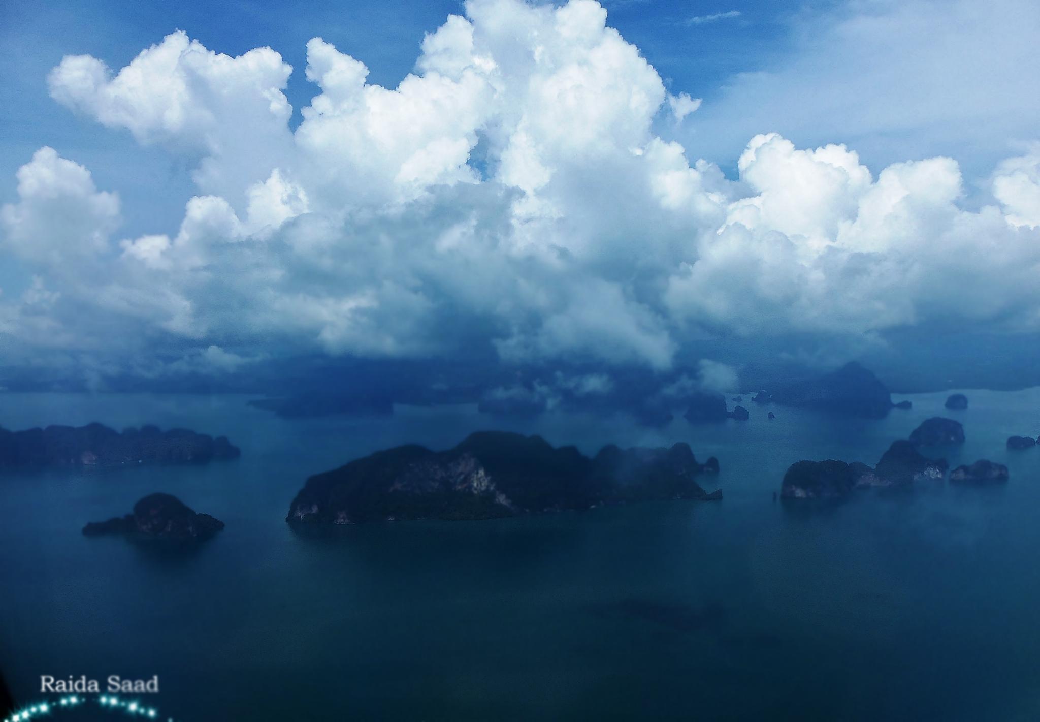 Phuket Island  by Raida Saad