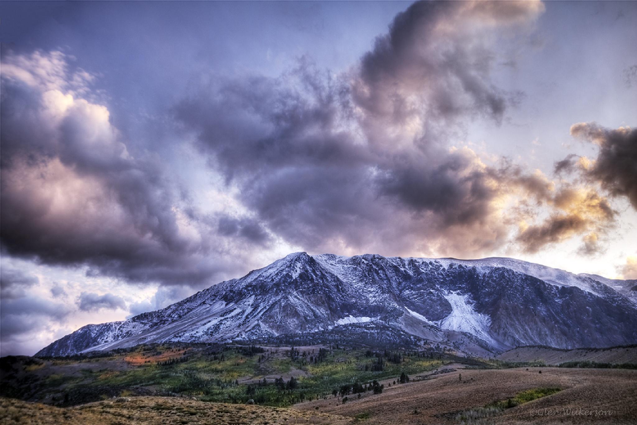 Sierra Range by Glen Wilkerson