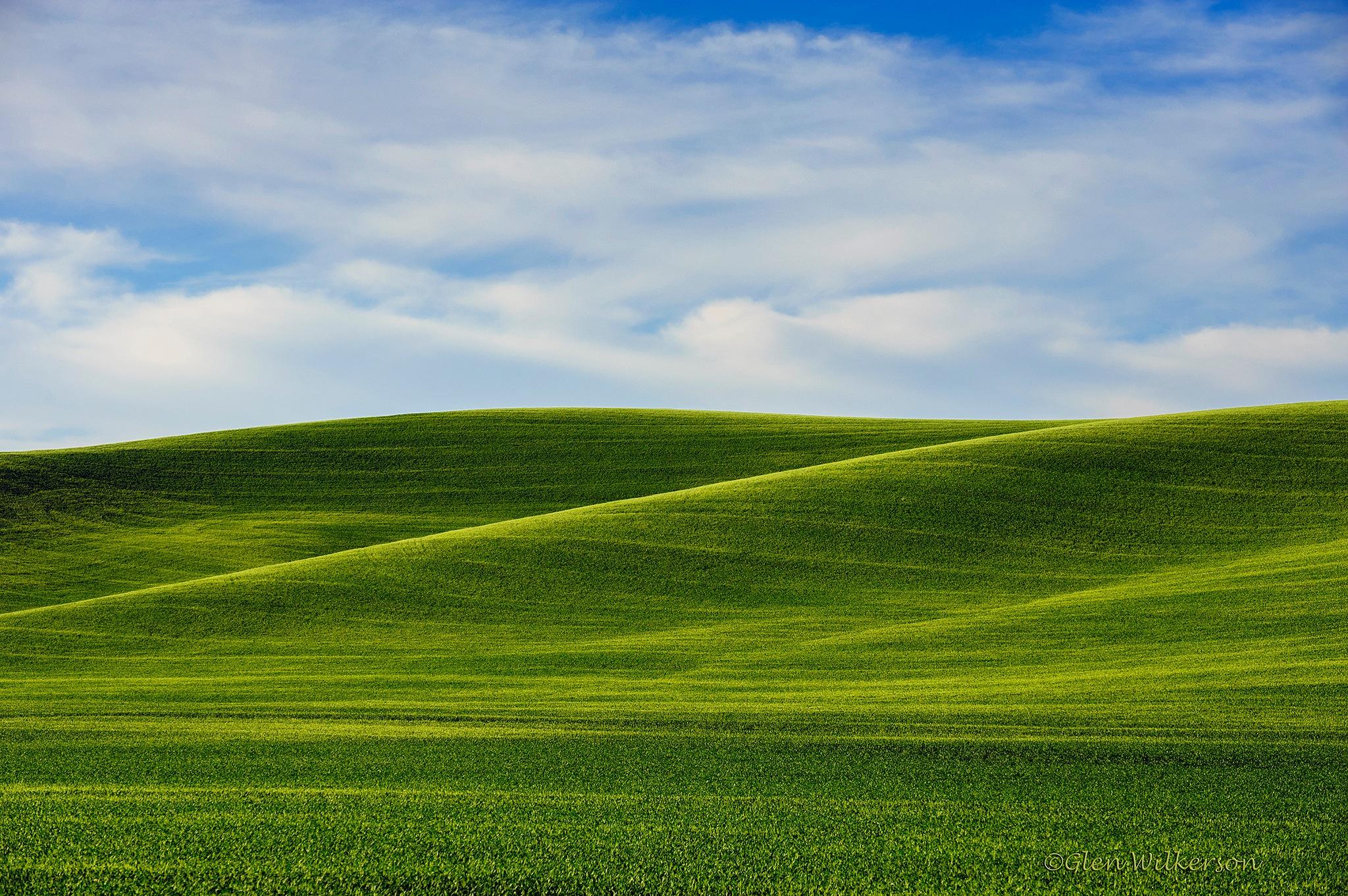 MY Windows Screensaver by Glen Wilkerson
