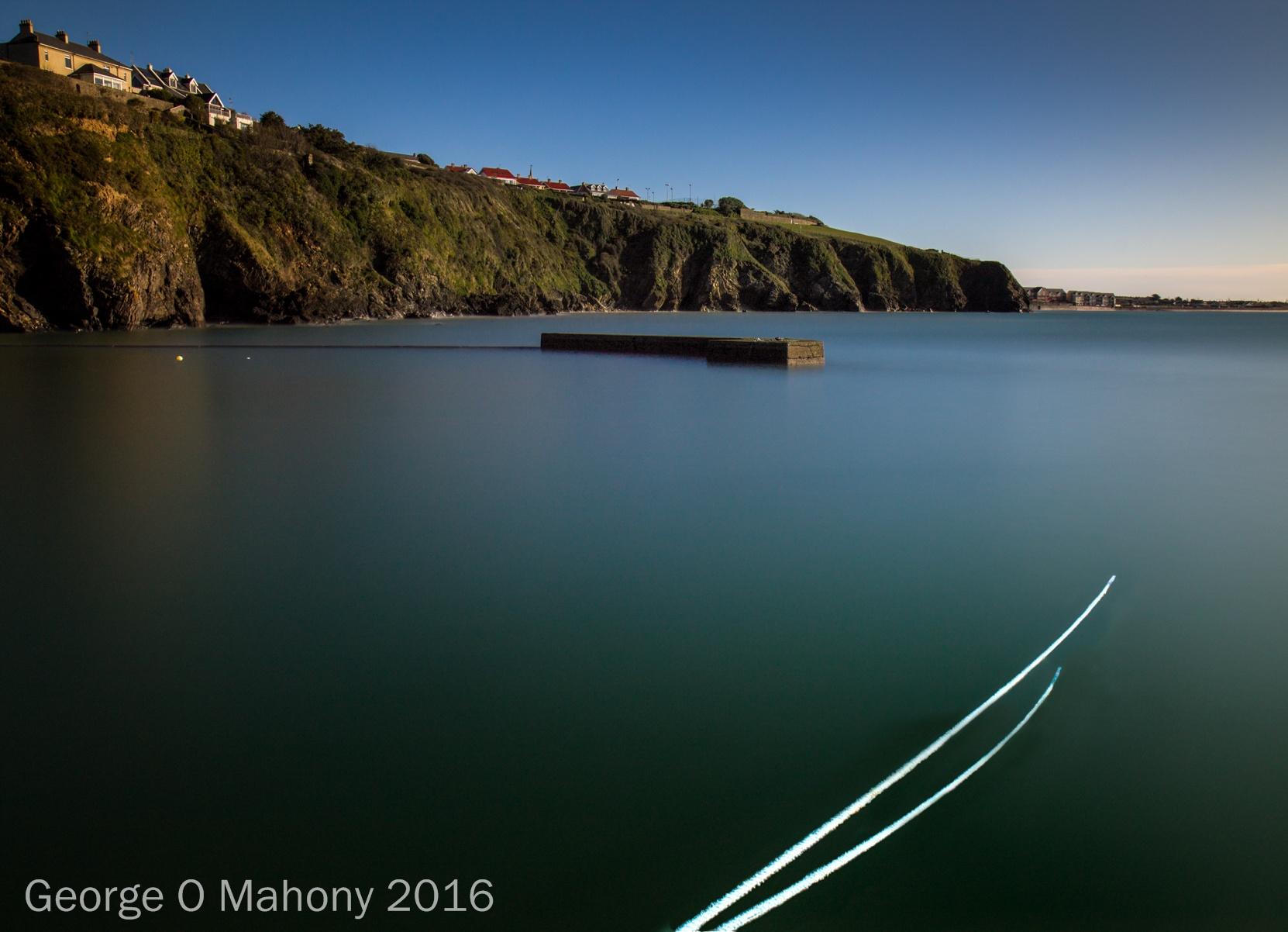 Calm Waters by Portlawslim
