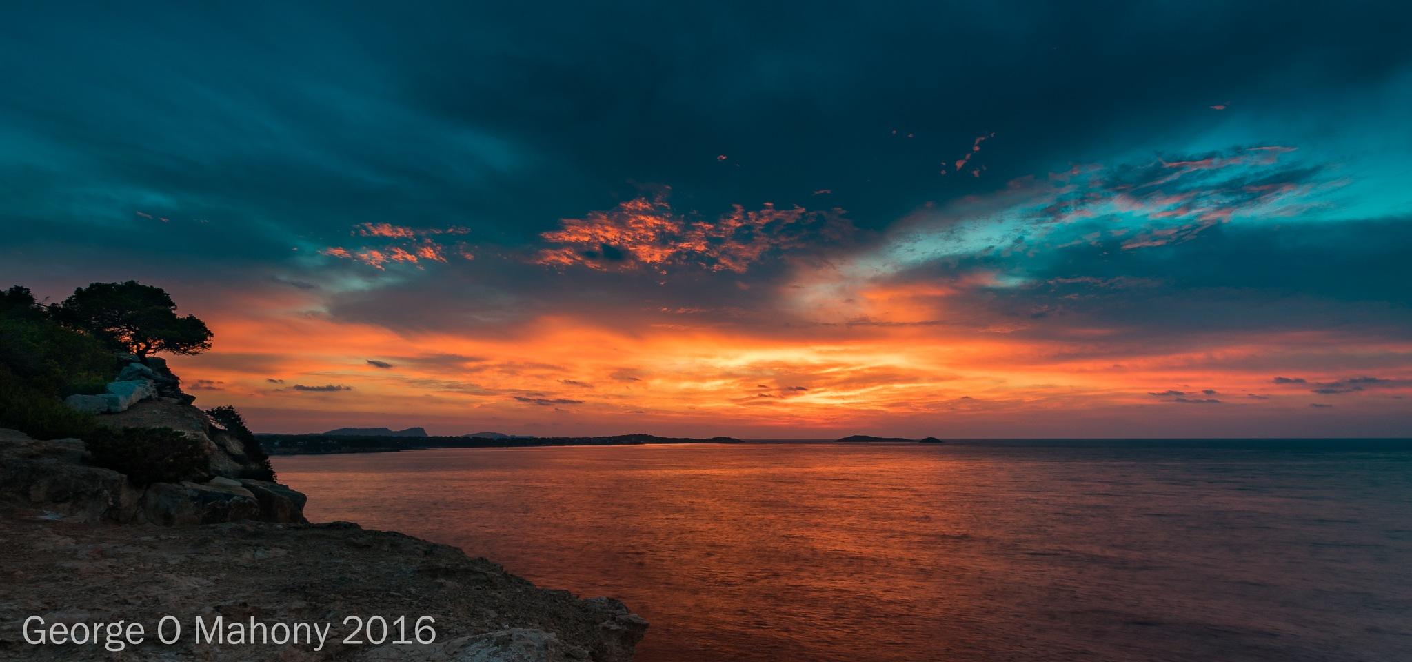 Ibiza Sunrise 2 by Portlawslim