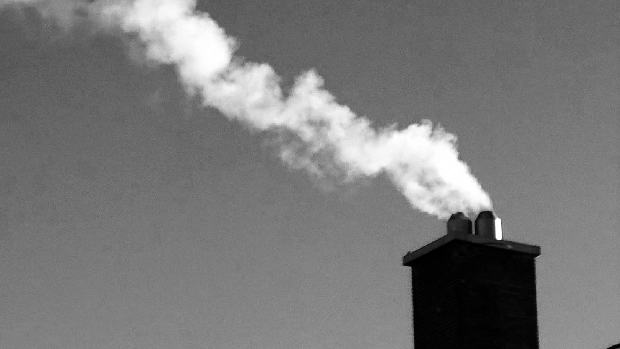 smoke by Terry Dunn