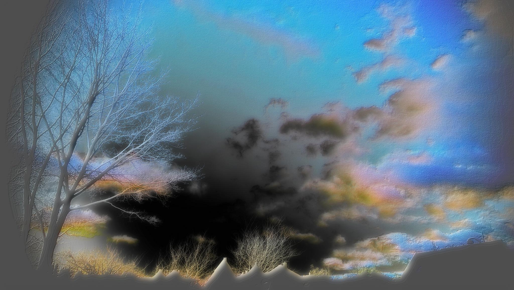 sundown 2 by Terry Dunn
