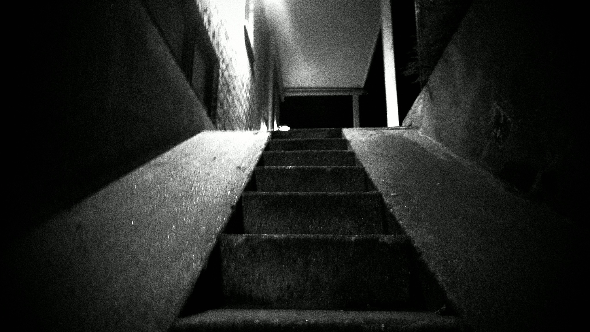 stairway  by Terry Dunn