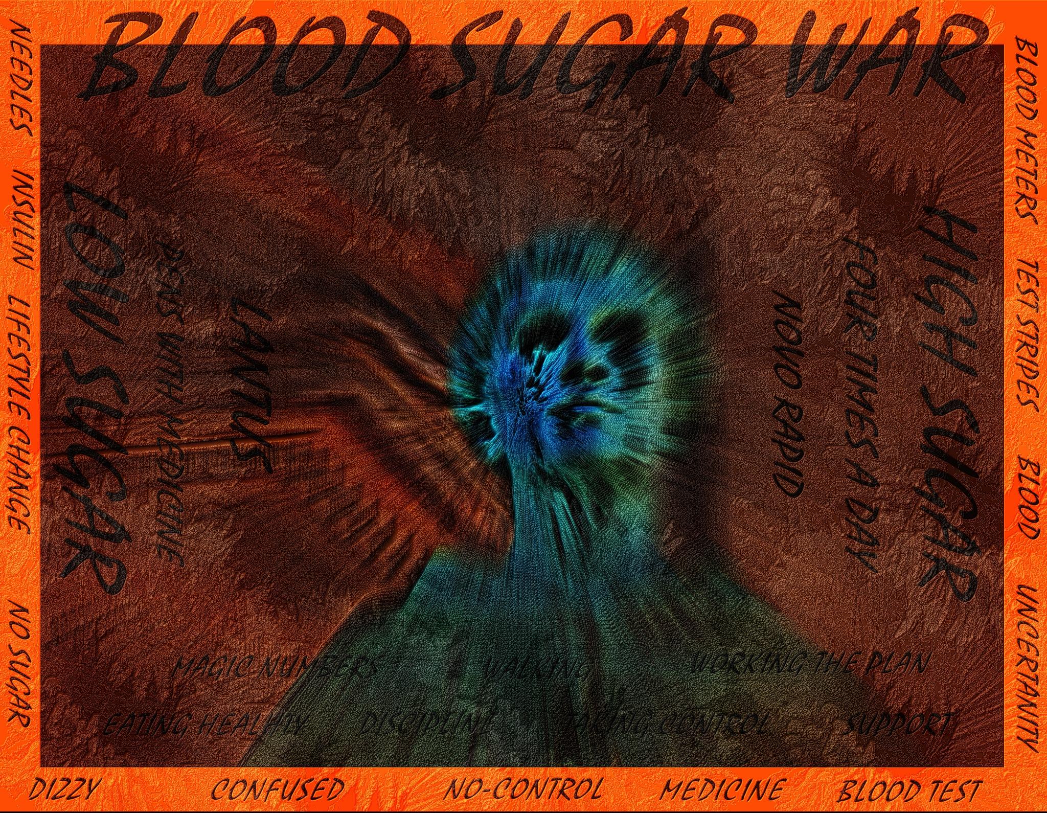 blood sugar by Terry Dunn