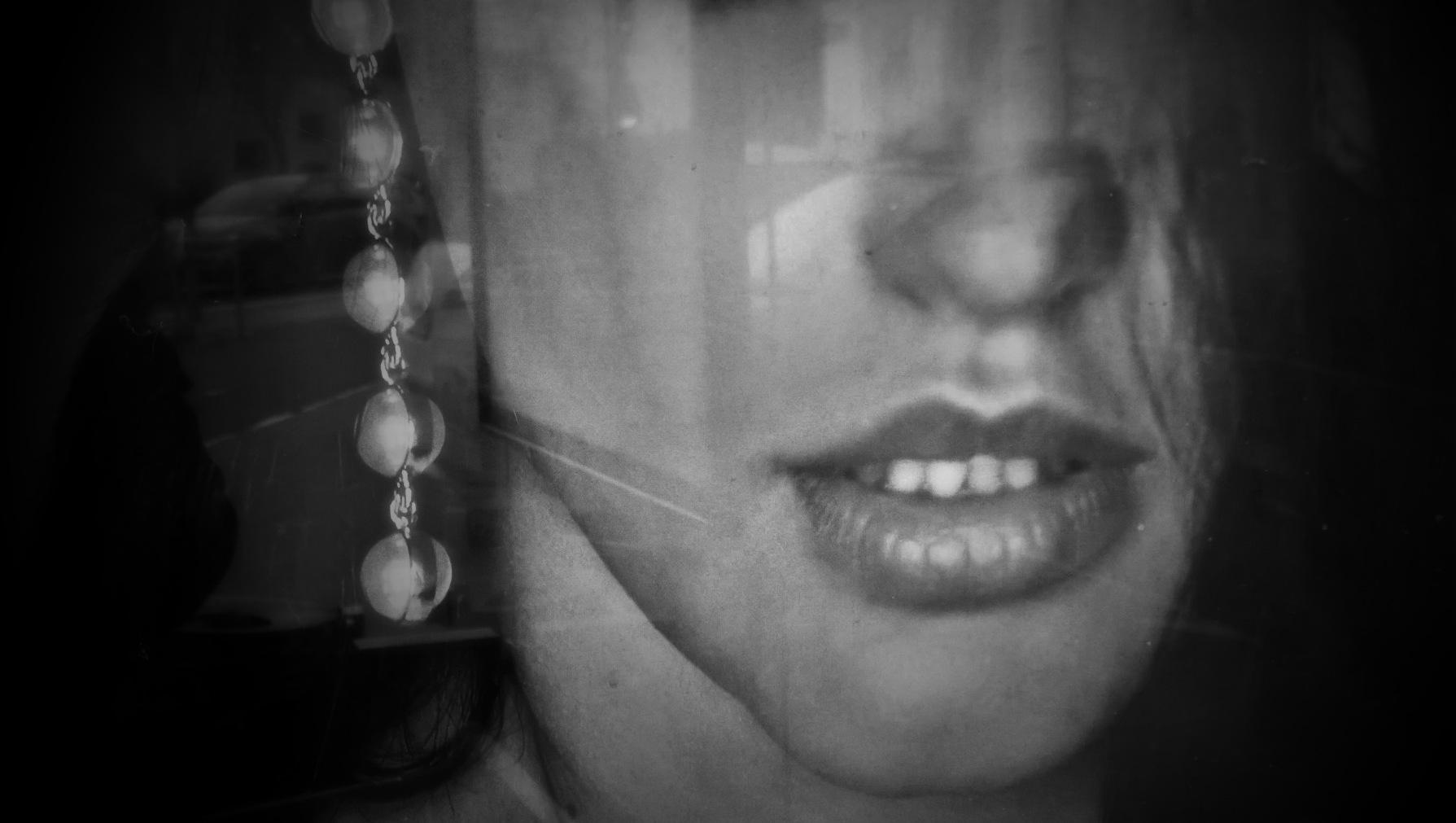 a kiss by Terry Dunn