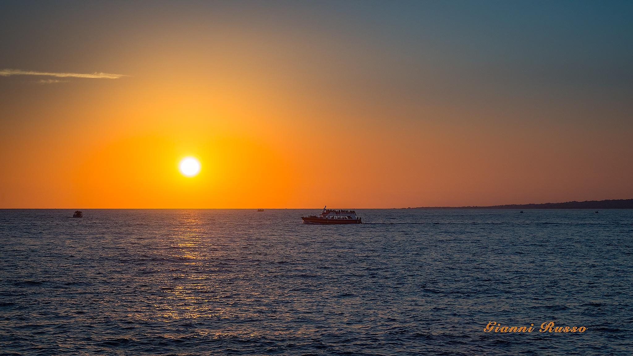 Finchè la barca va by Gianni Russo