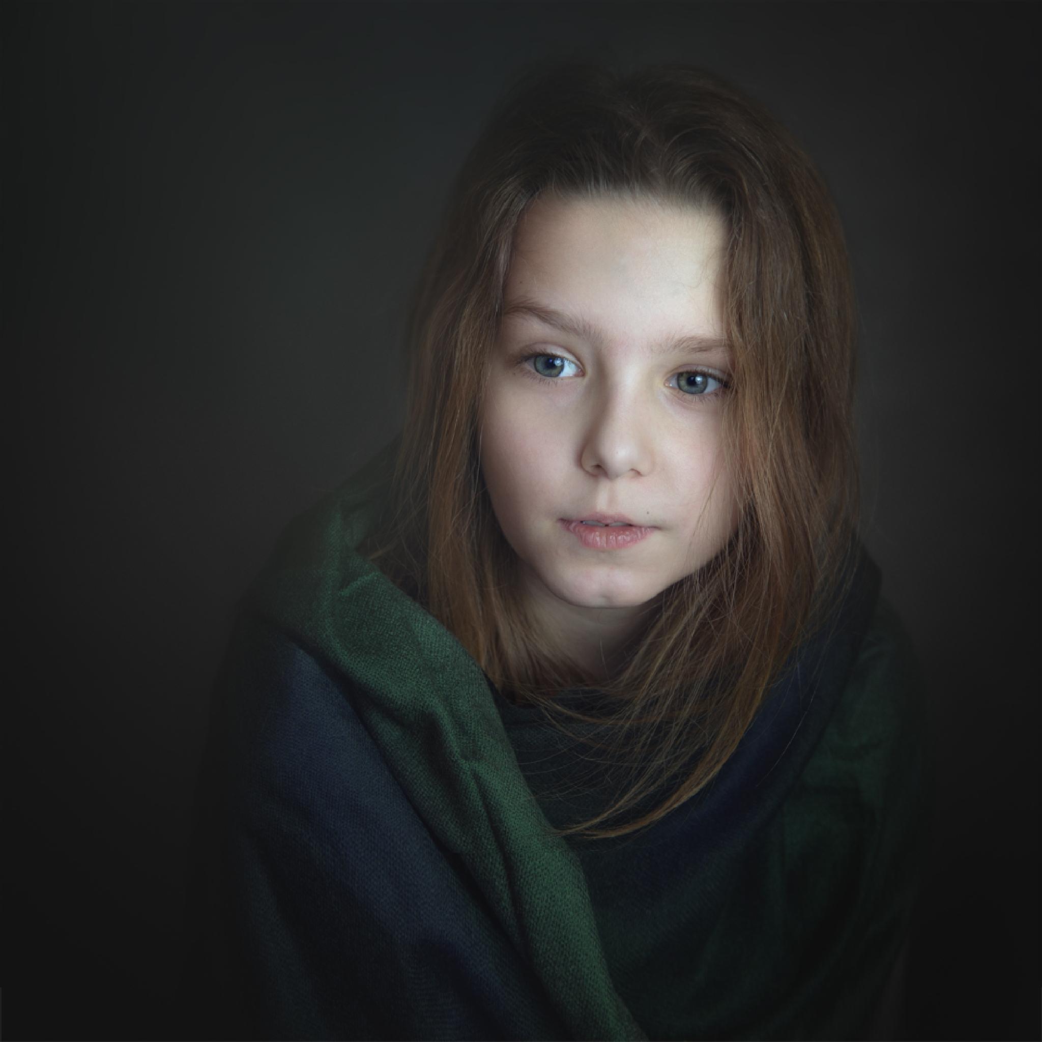 Girl by Renata Korzekwa