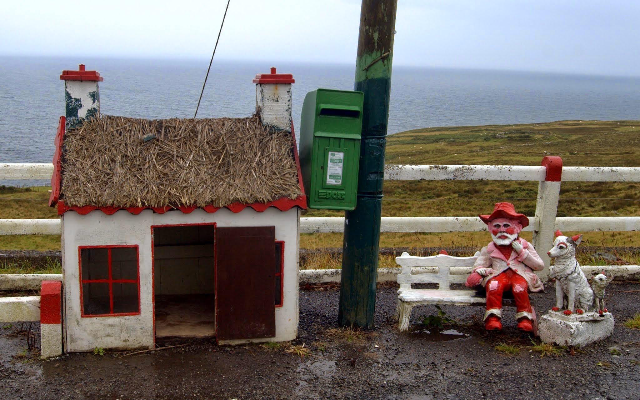 minnons  post office by Aidan Sullivan