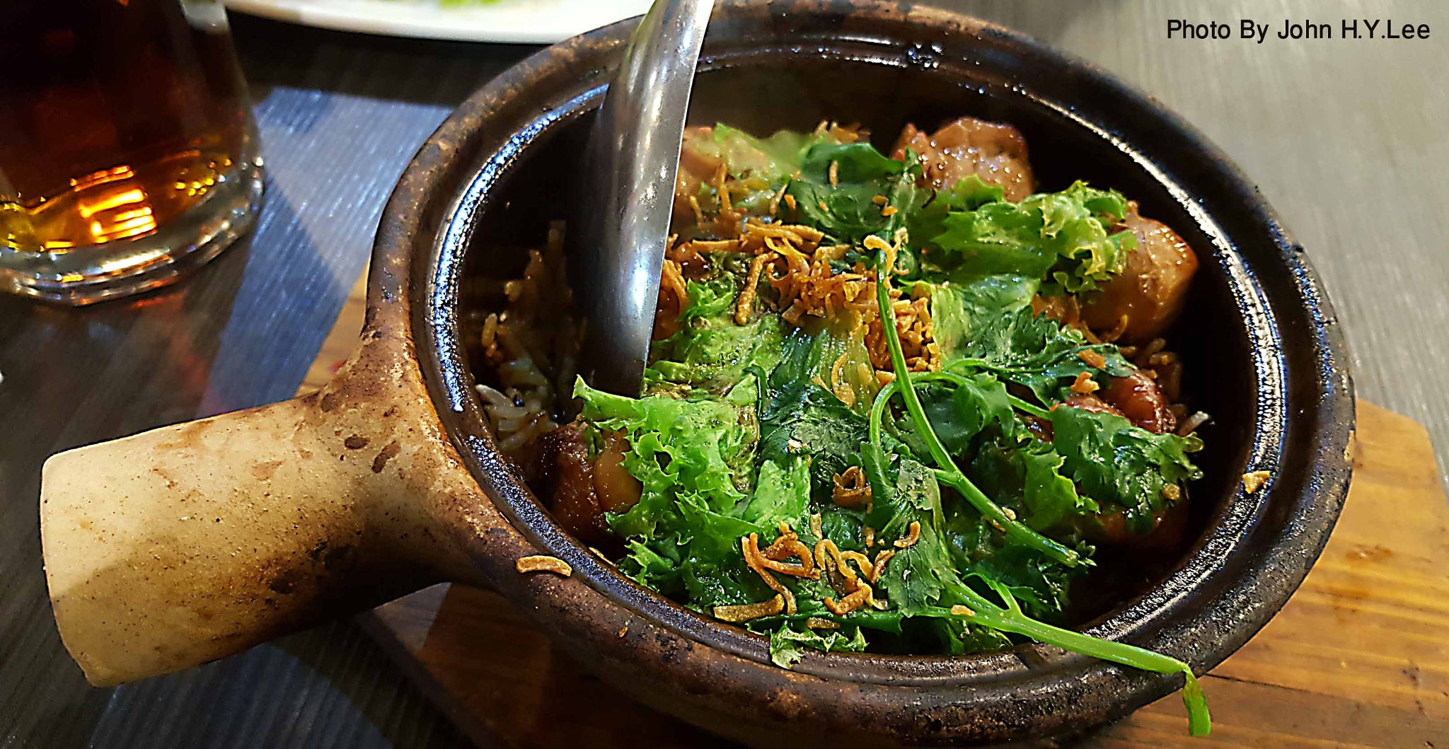 Classic Claypot Rice by John H.Y.Lee
