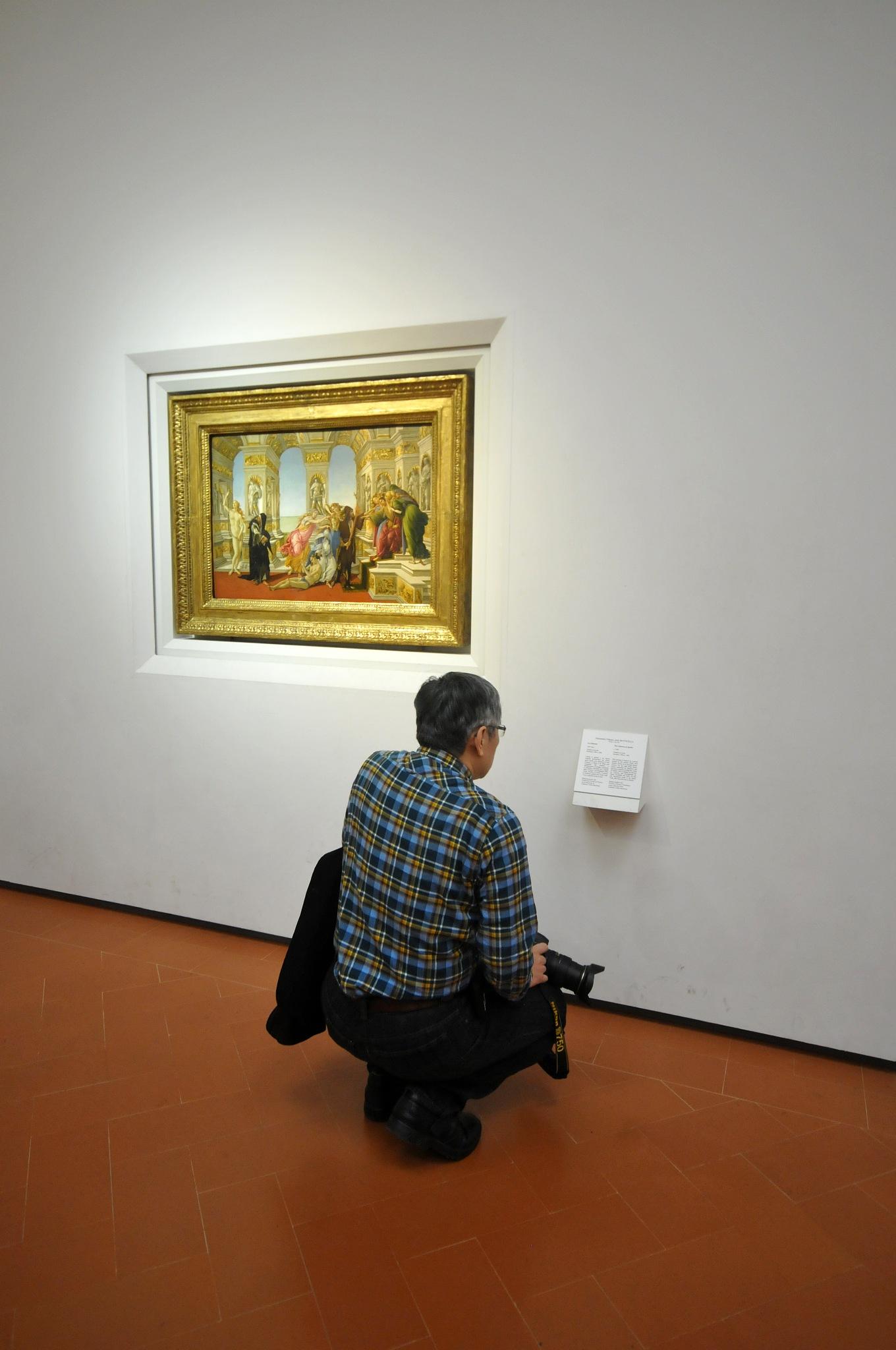 Photo in People #art enthusiast #renaissance #ufizzi