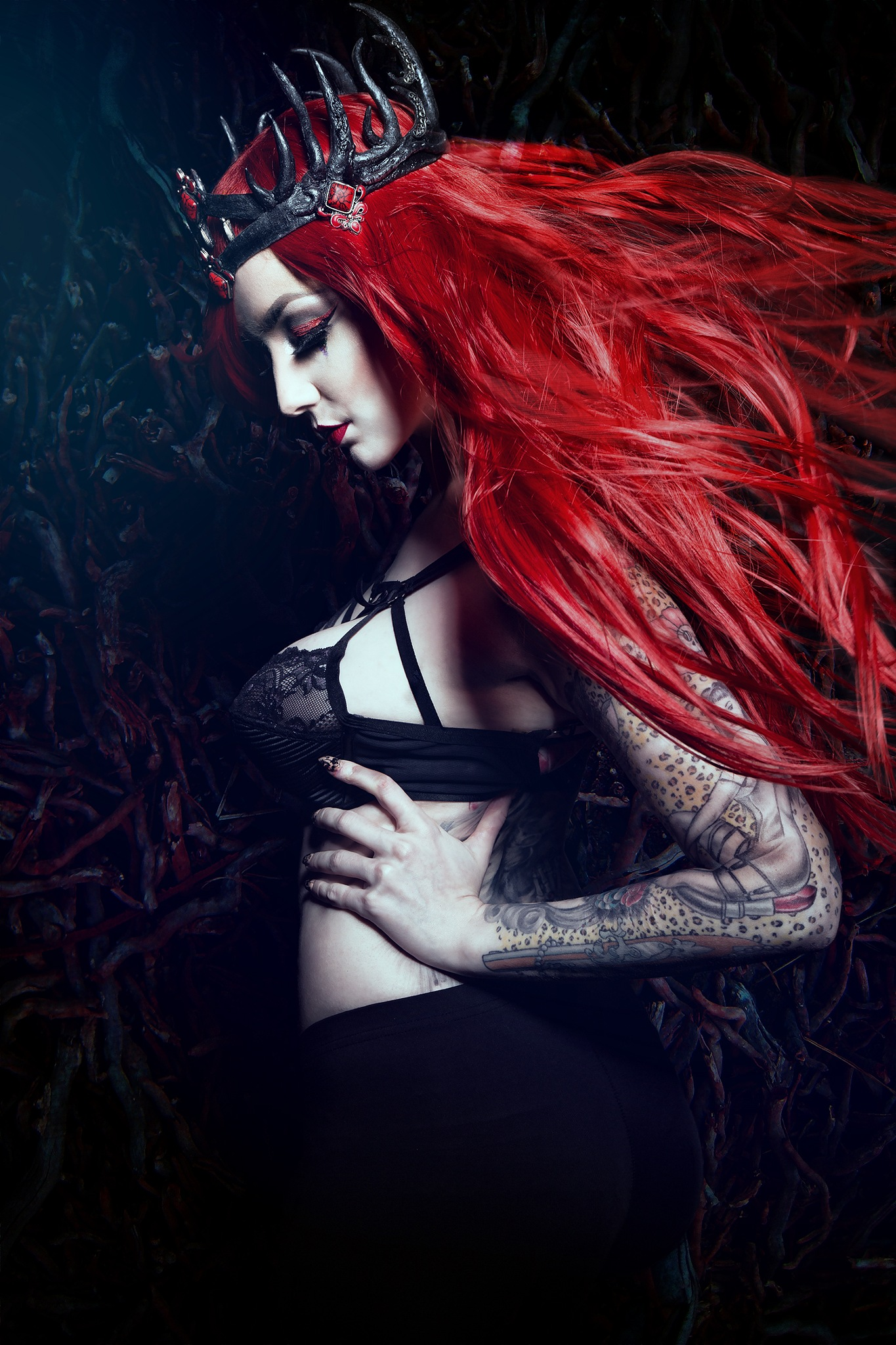 Indra by Unholy Beauty Fotodesign