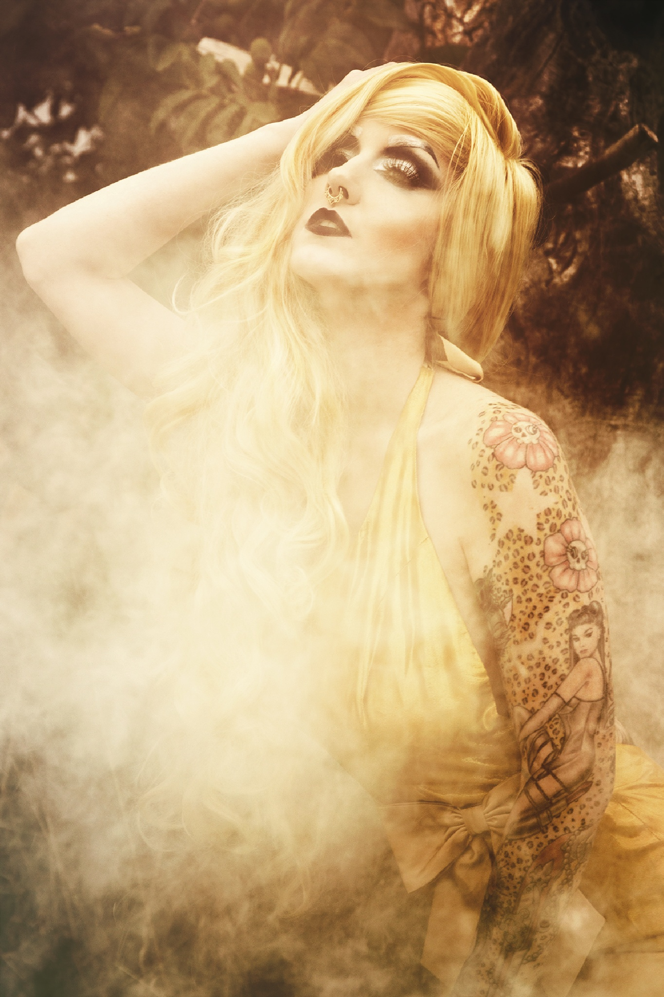 Hypnotic sun by Unholy Beauty Fotodesign