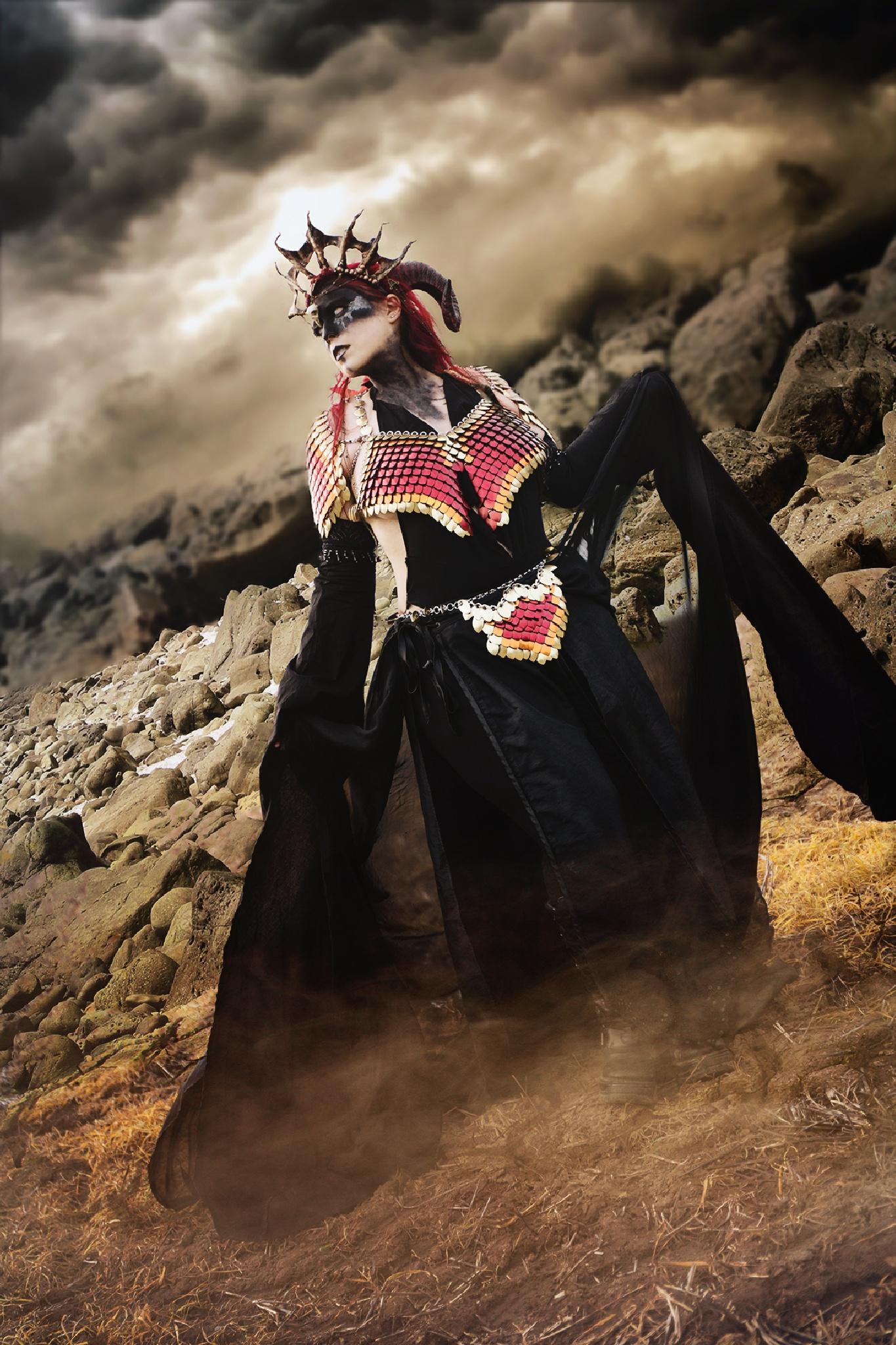 Demons wrath II by Unholy Beauty Fotodesign