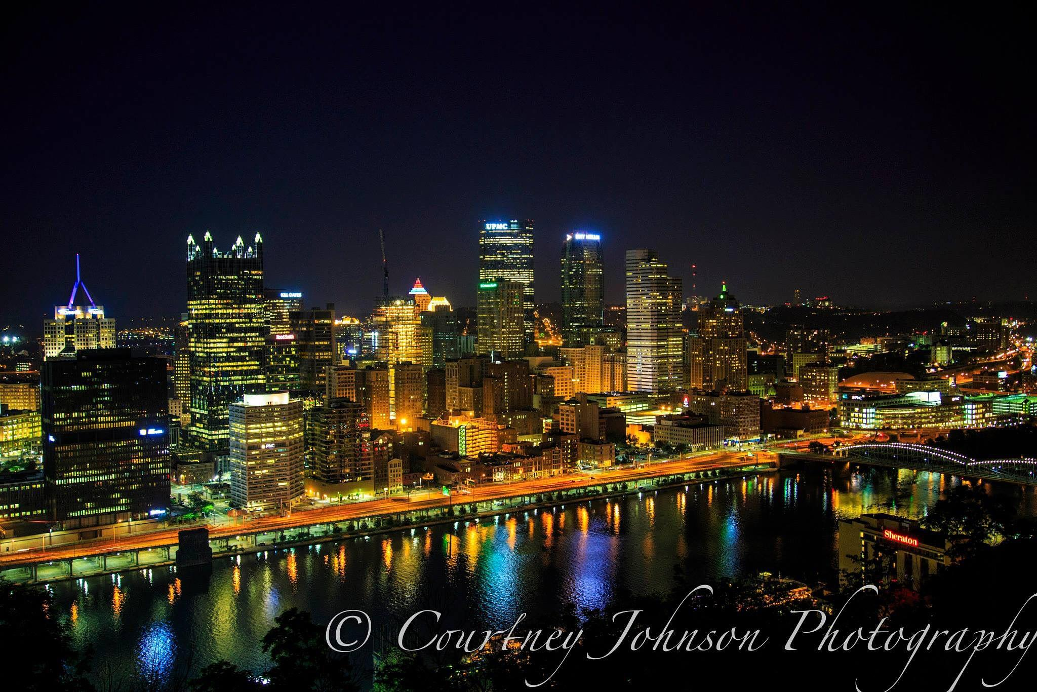 Pittsburgh by Courtney
