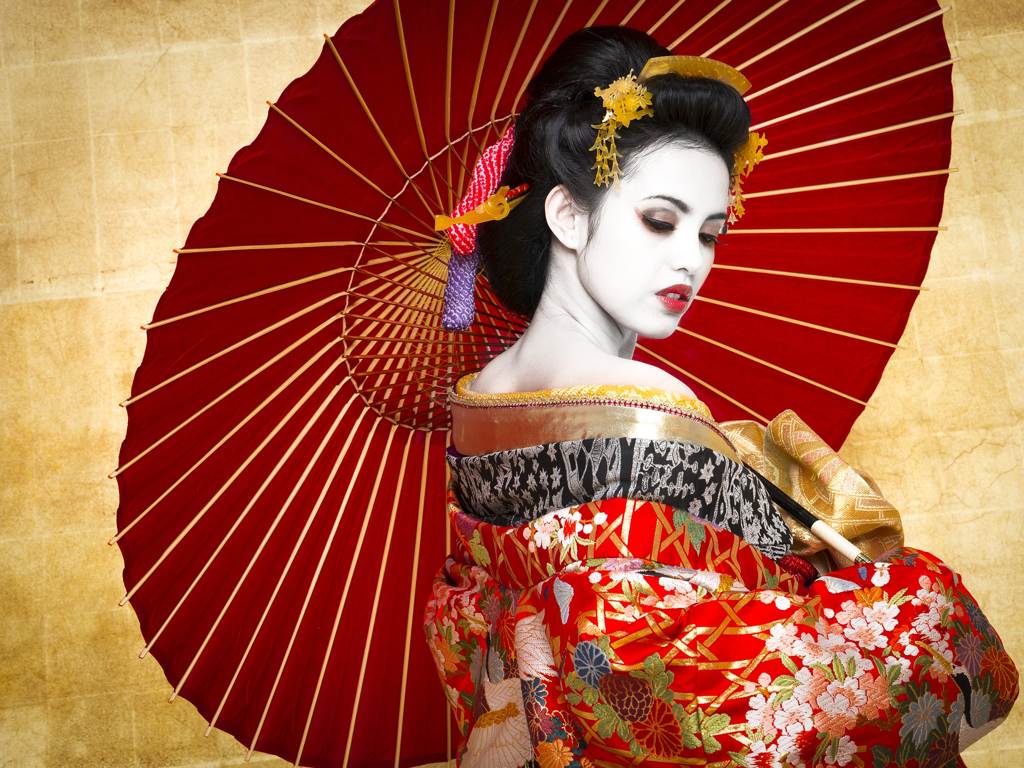 Oiran by Jan Brunæs