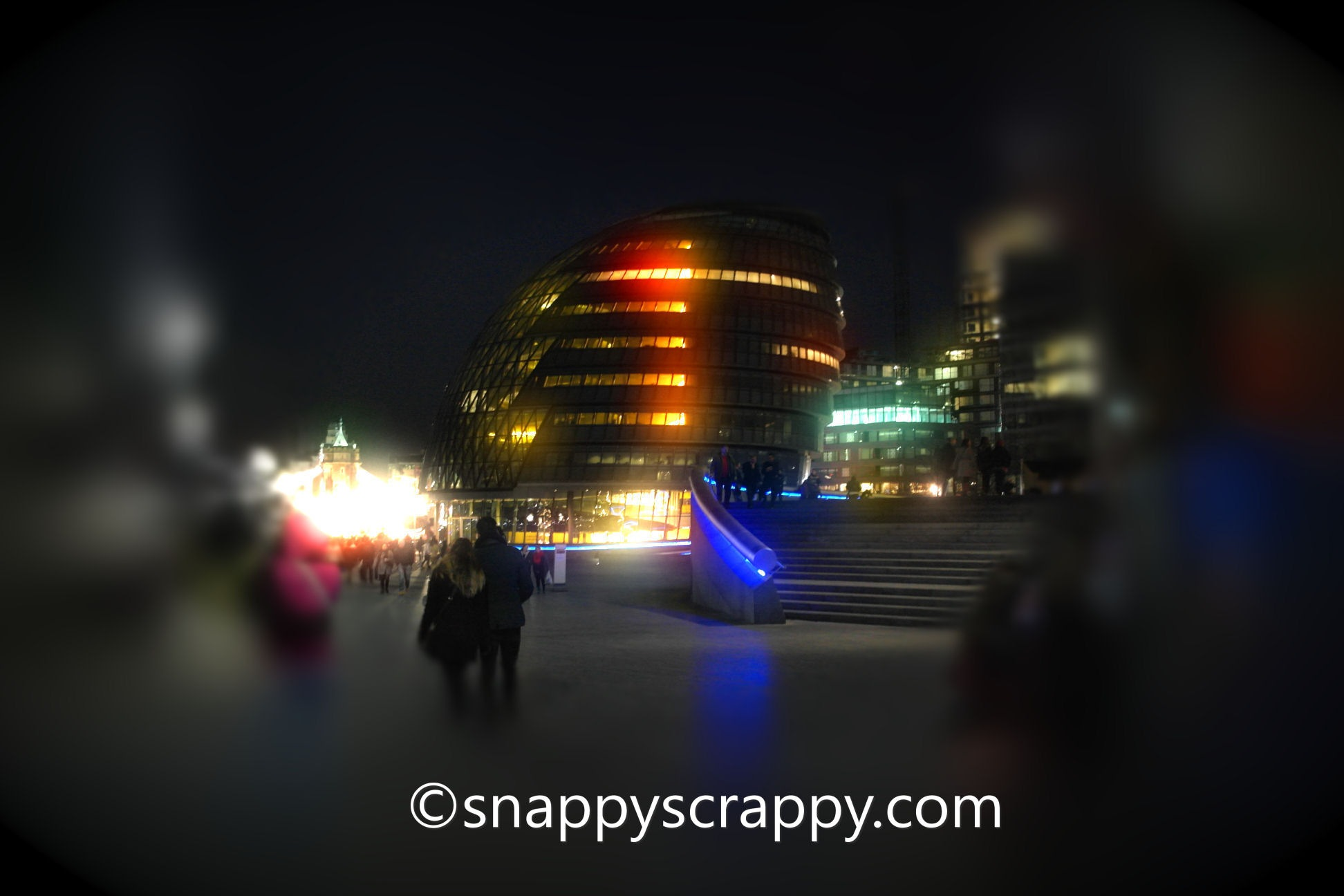 London - Tower Bridge by  Snappyscrappy Photography