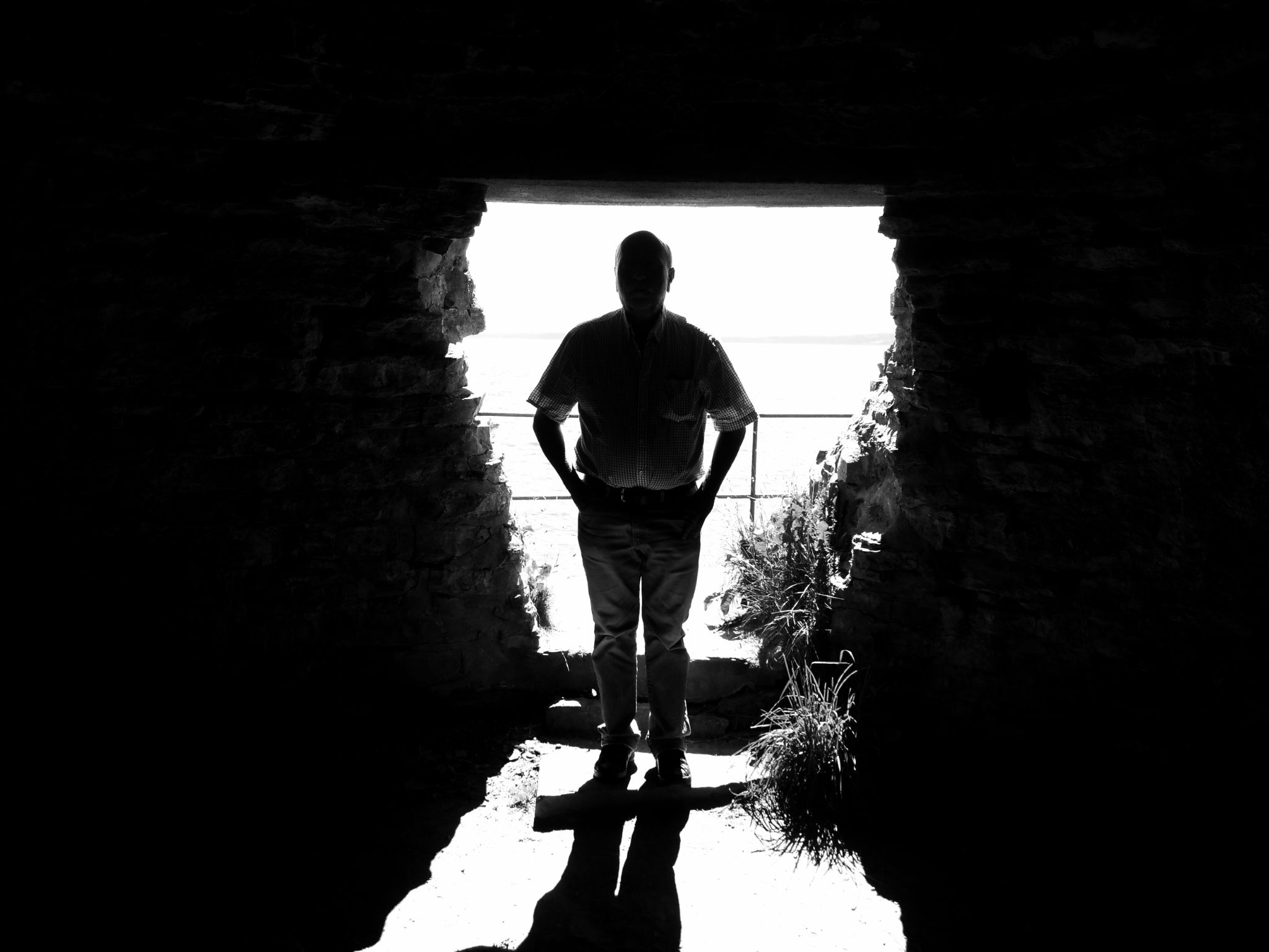 silhouette by monanorrman