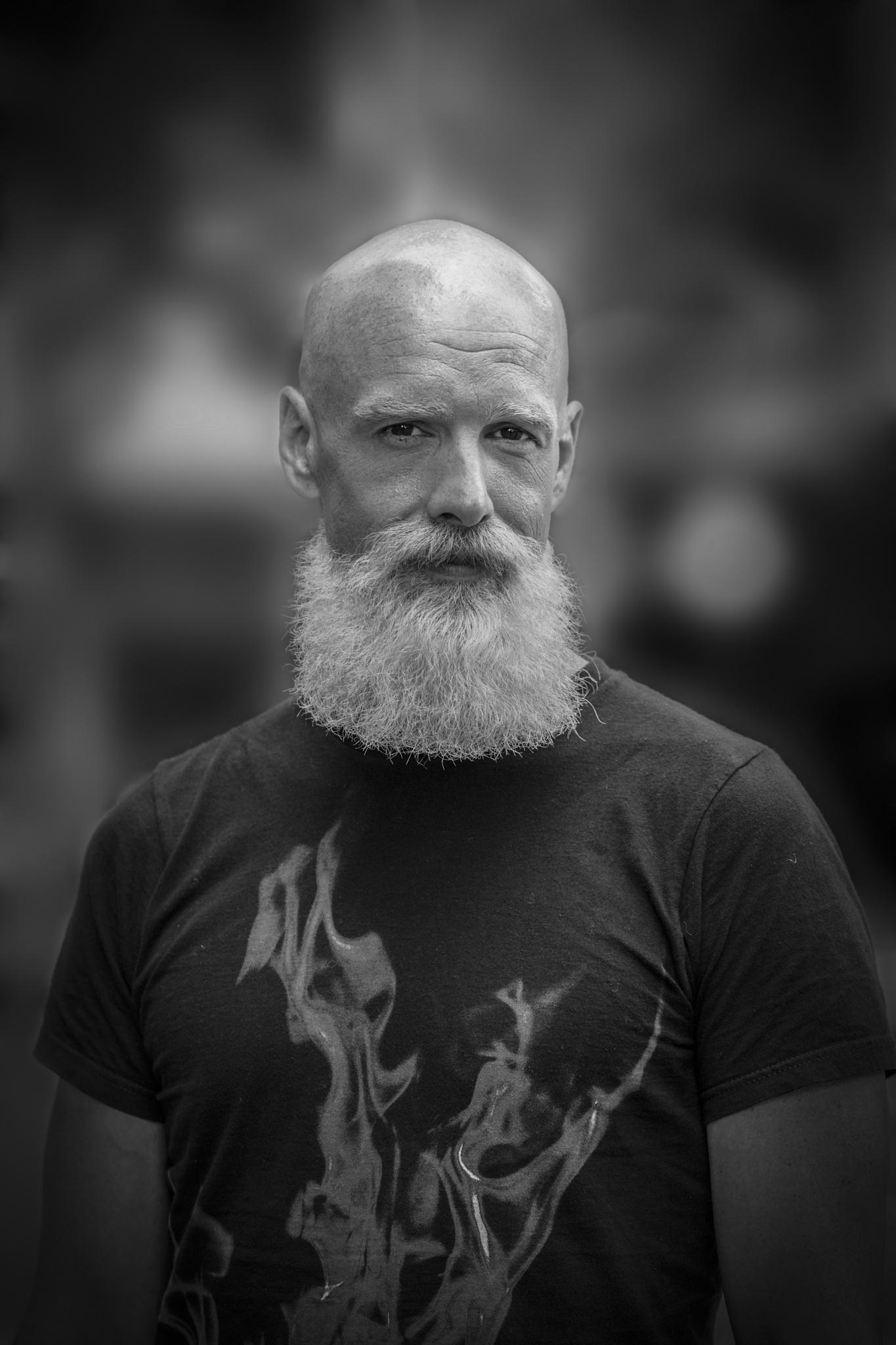 Dave Heinonen model by photoart magood