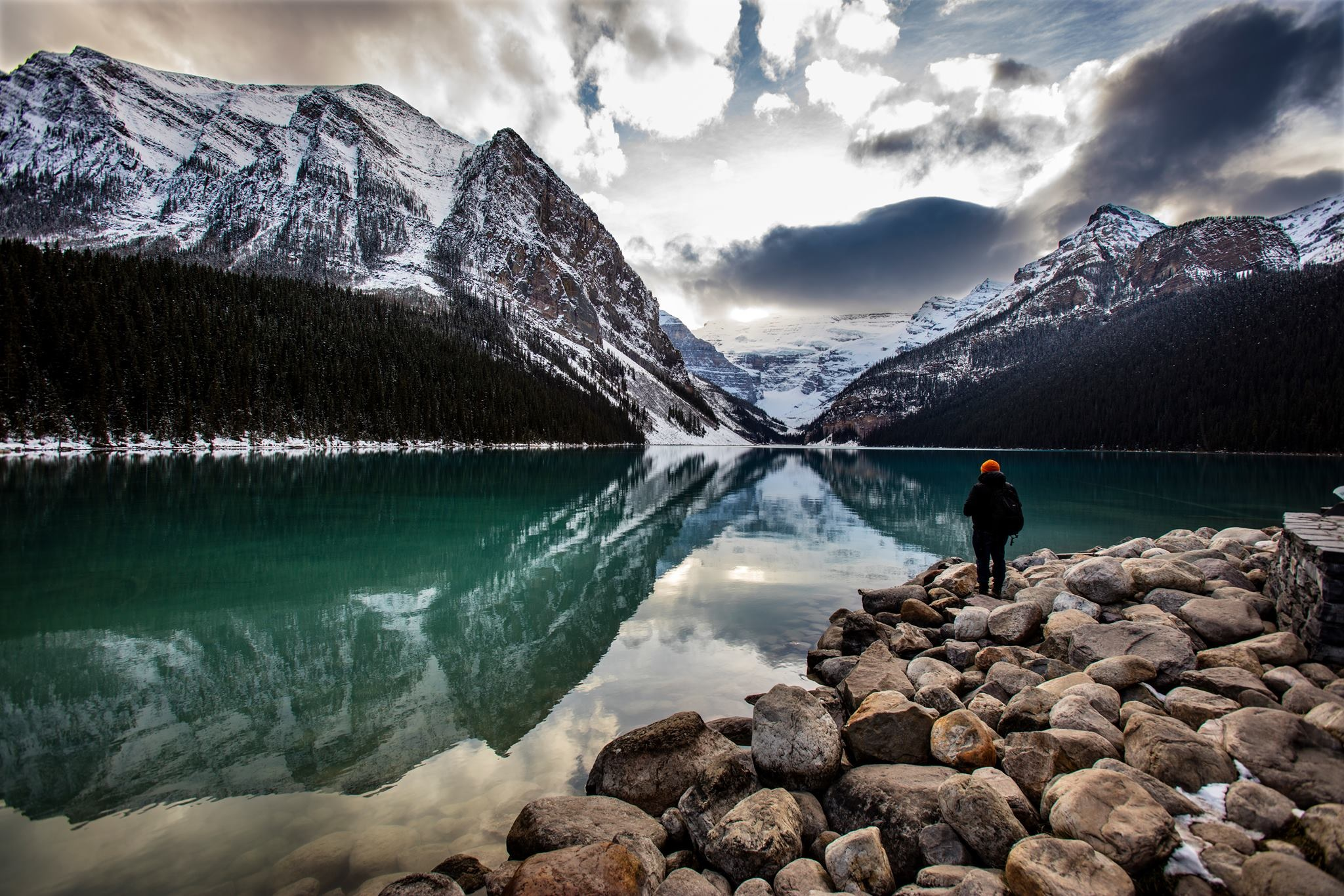 Lake Louise Calgary , Canada by photoart magood
