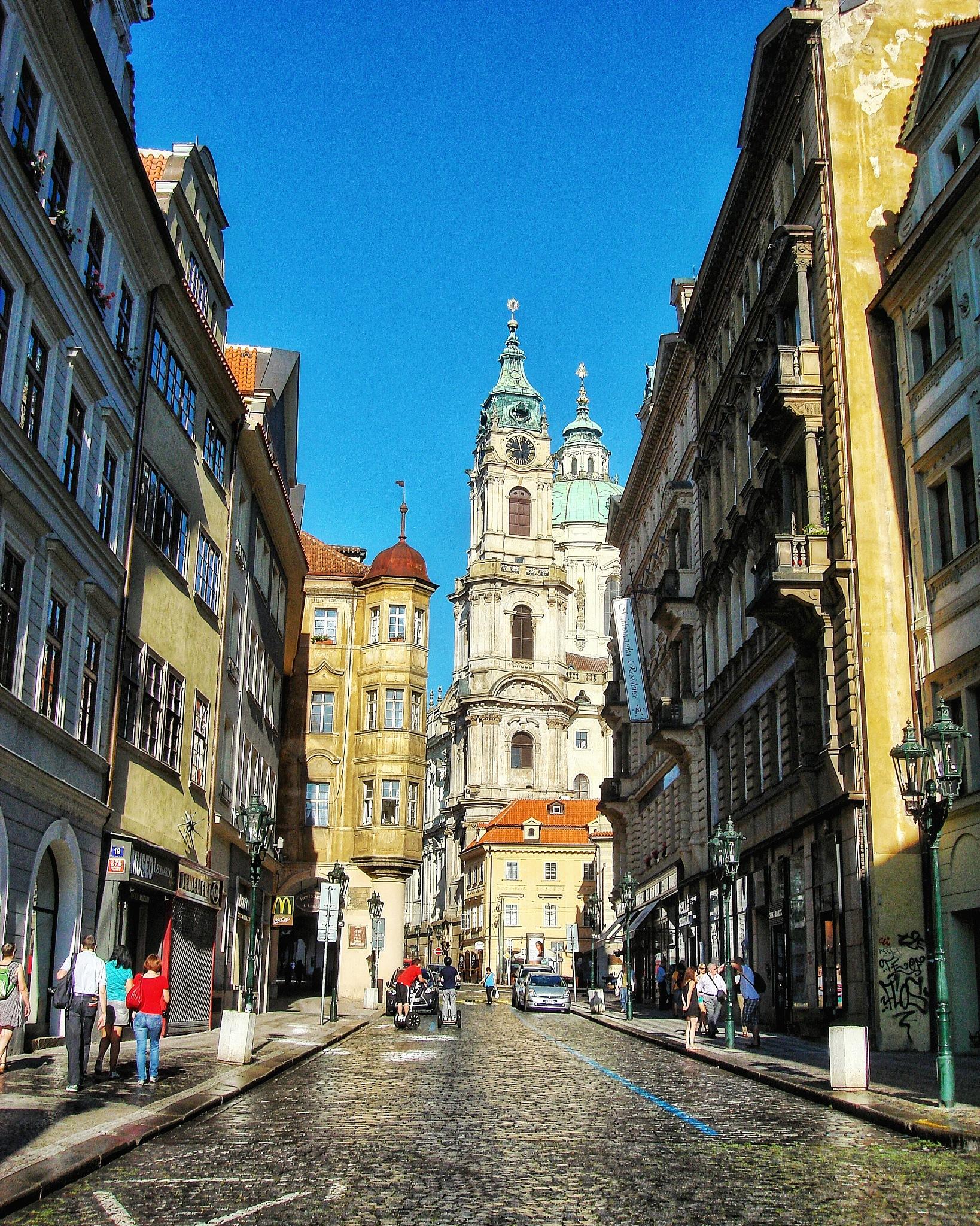 Praga by OLAYA
