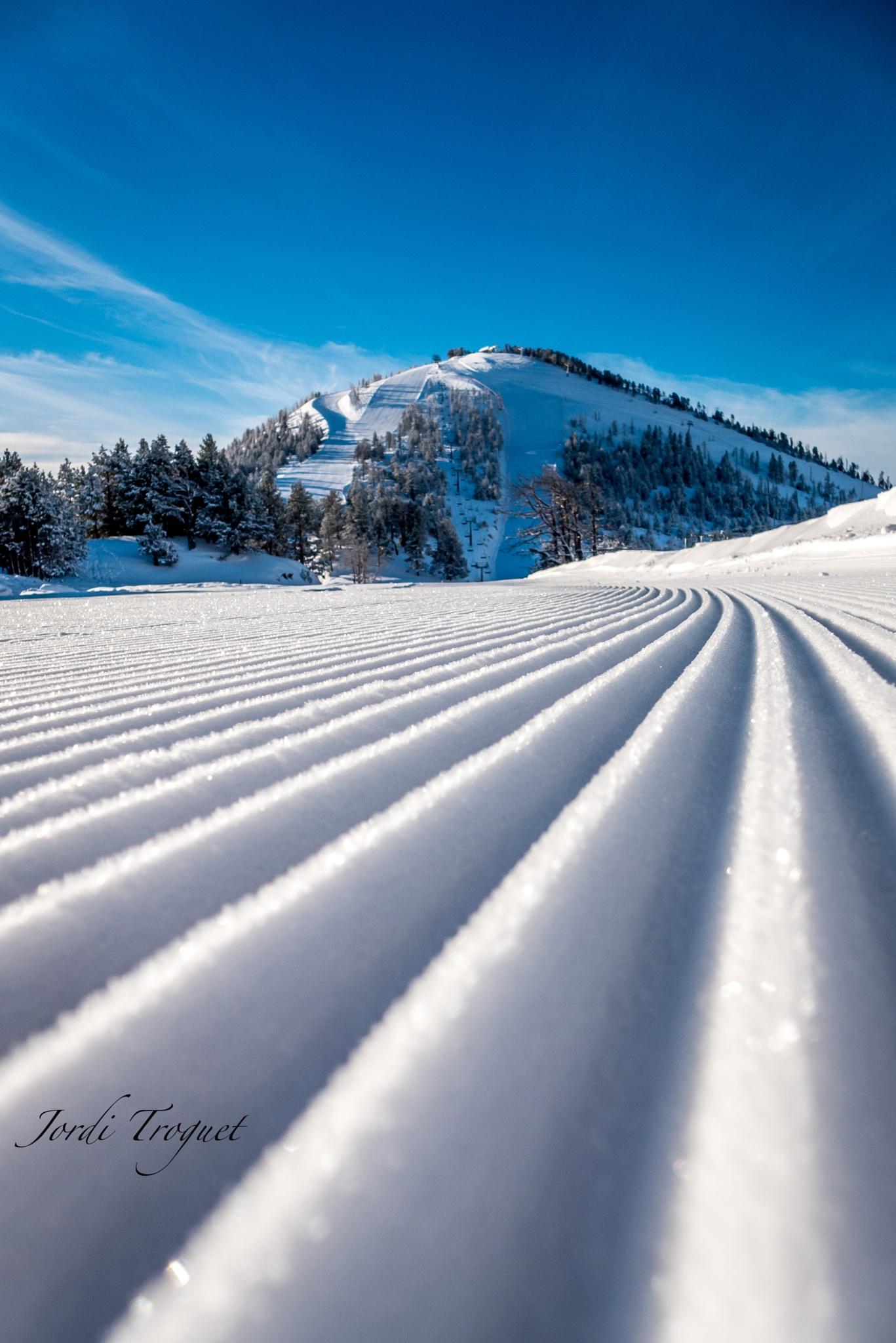 New Snow by Jordi Troguet Ribes