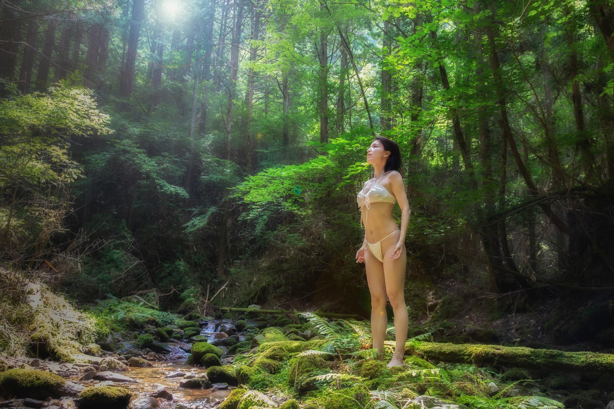 The Air by tokifumi hayamizu