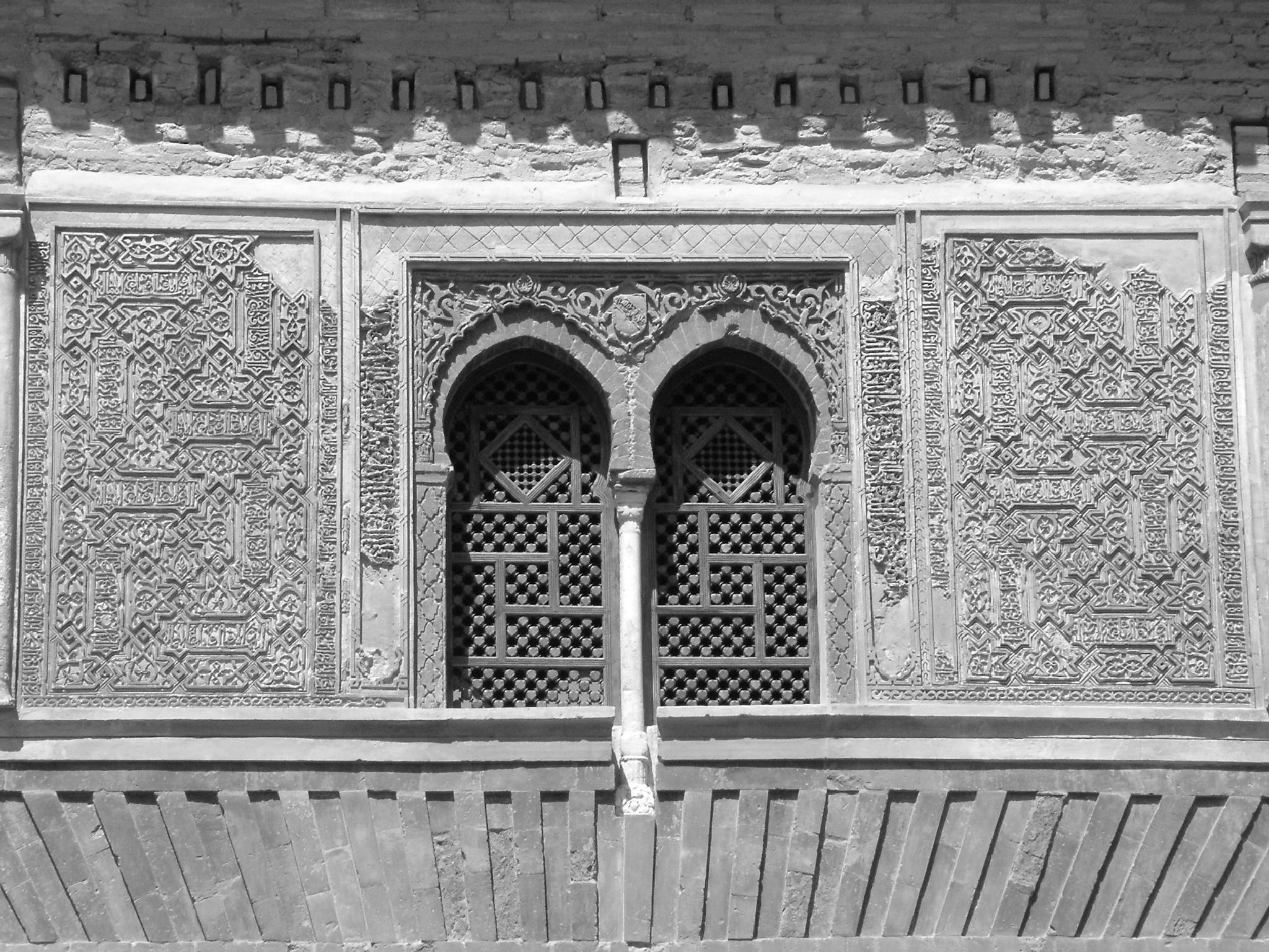 Window by Manuel Villanueva