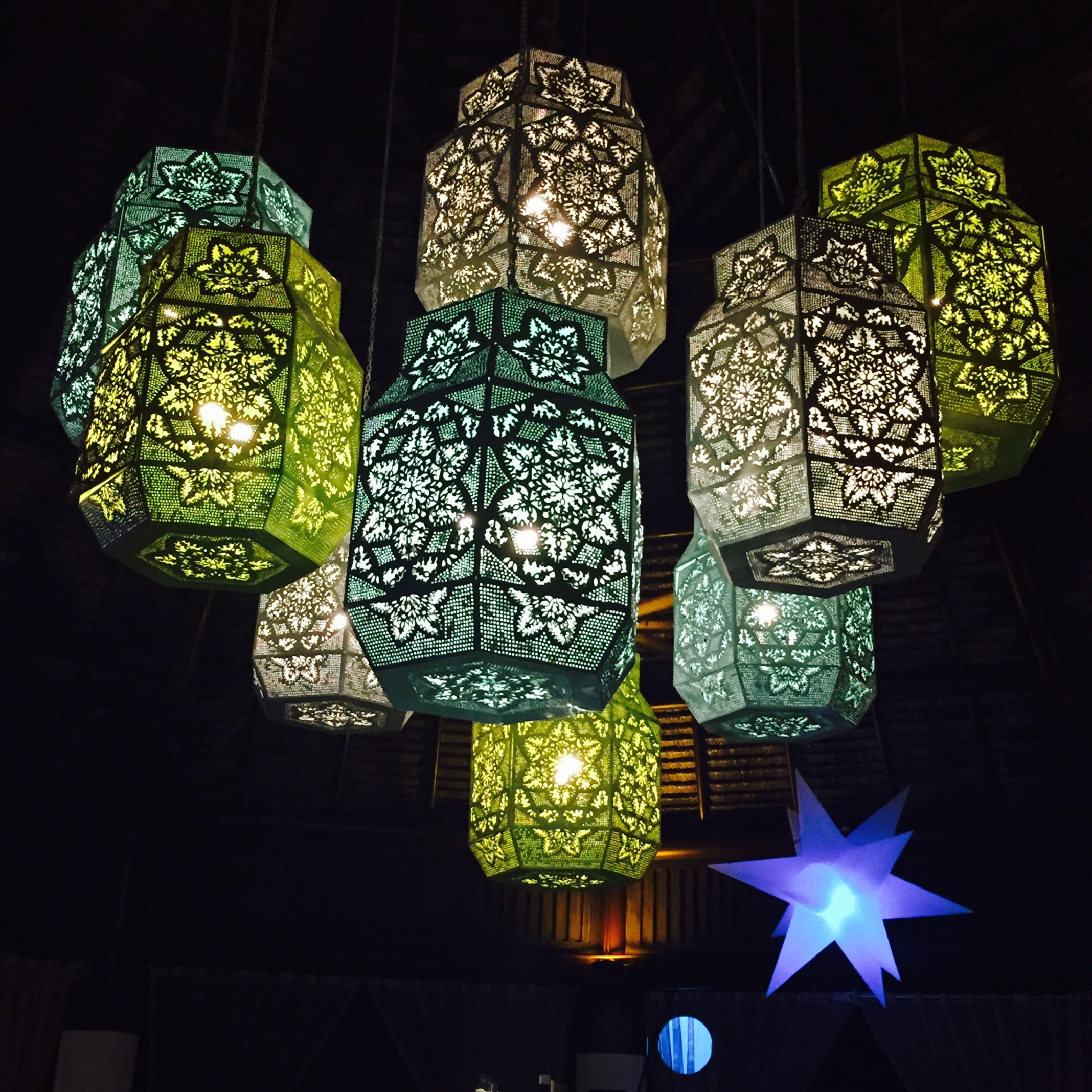 Lamps  by Manuel Villanueva