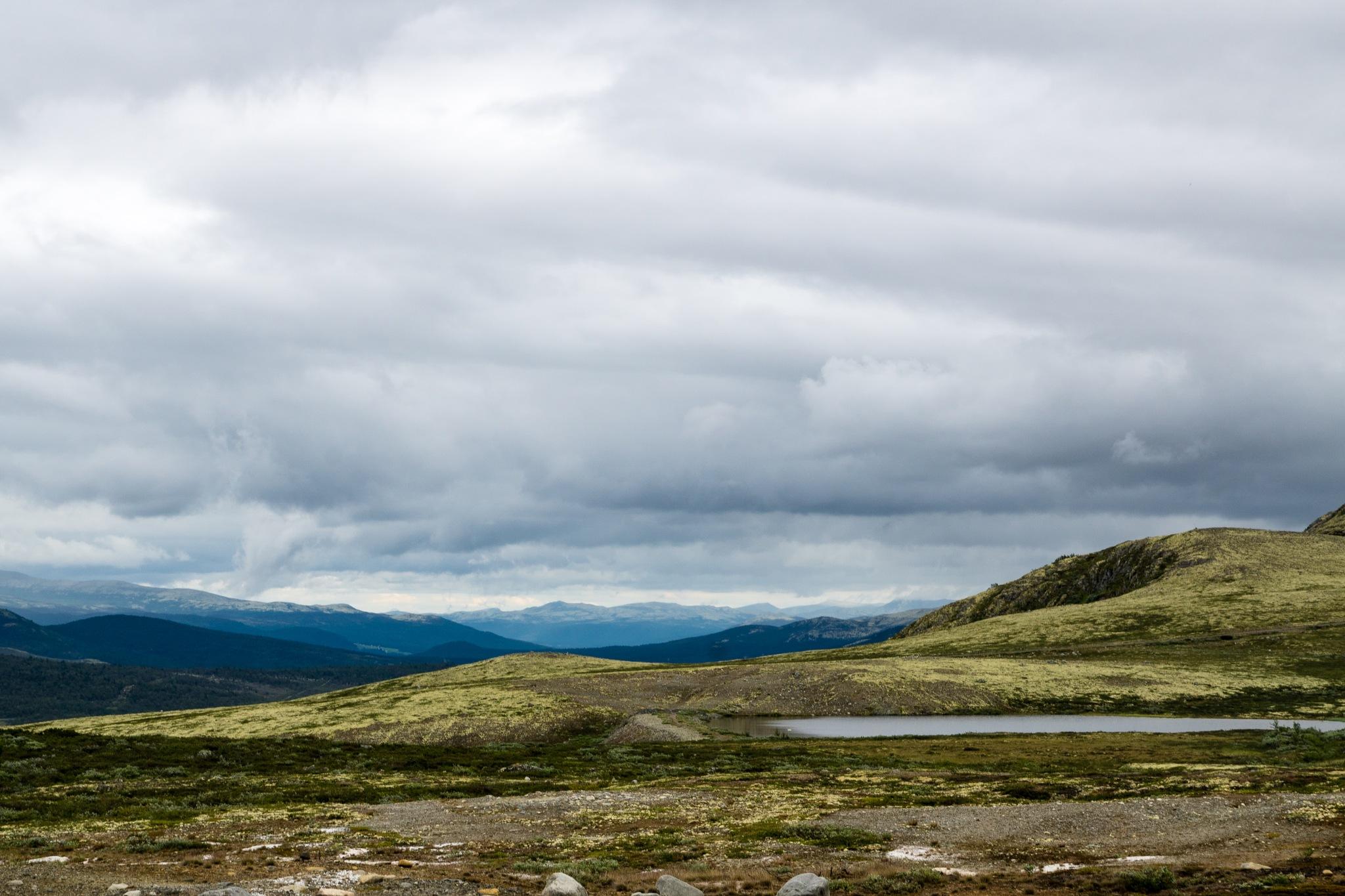 Mountain by Tormod Lindoe