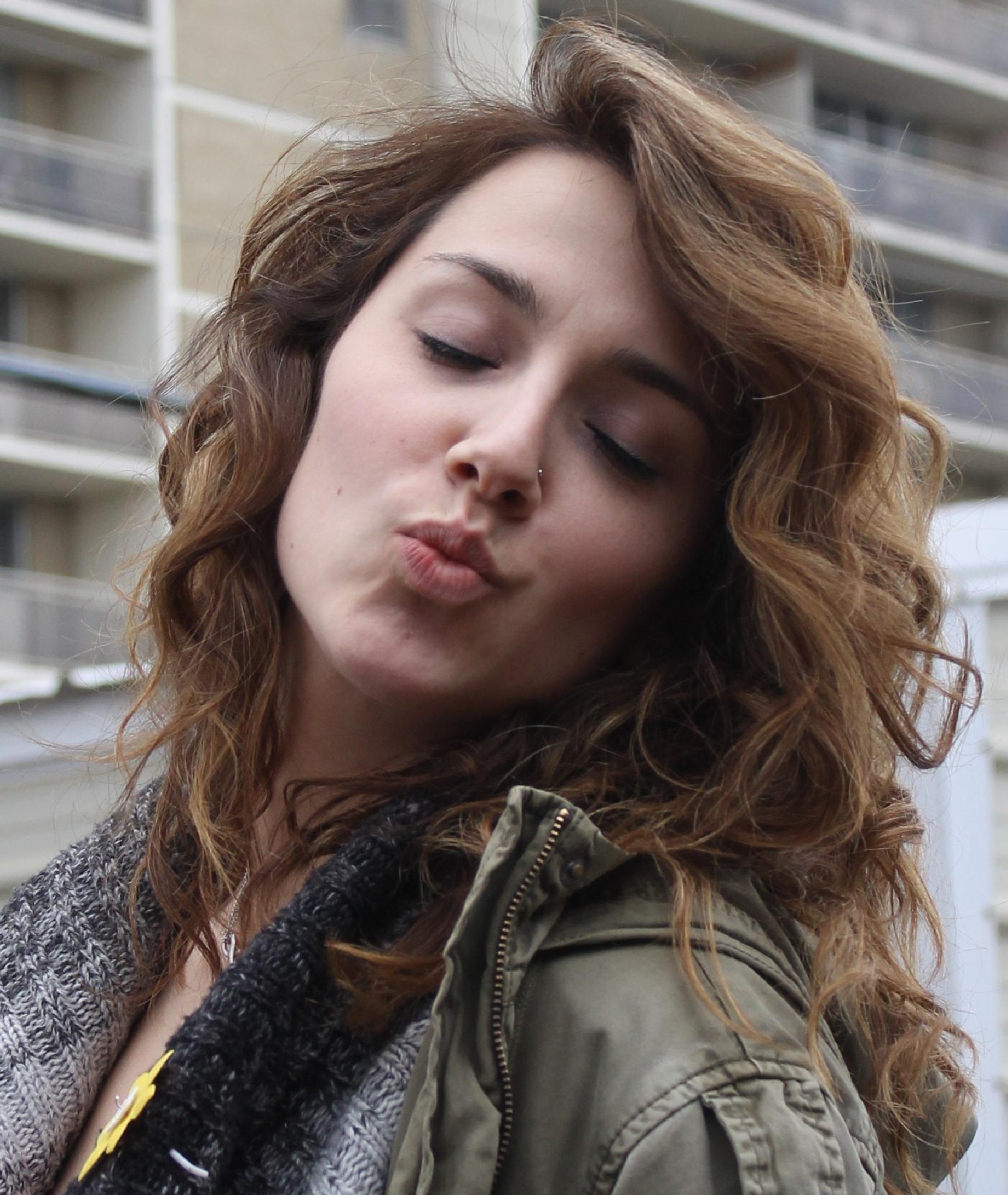 love's silent kiss by Heather Marie Glynn