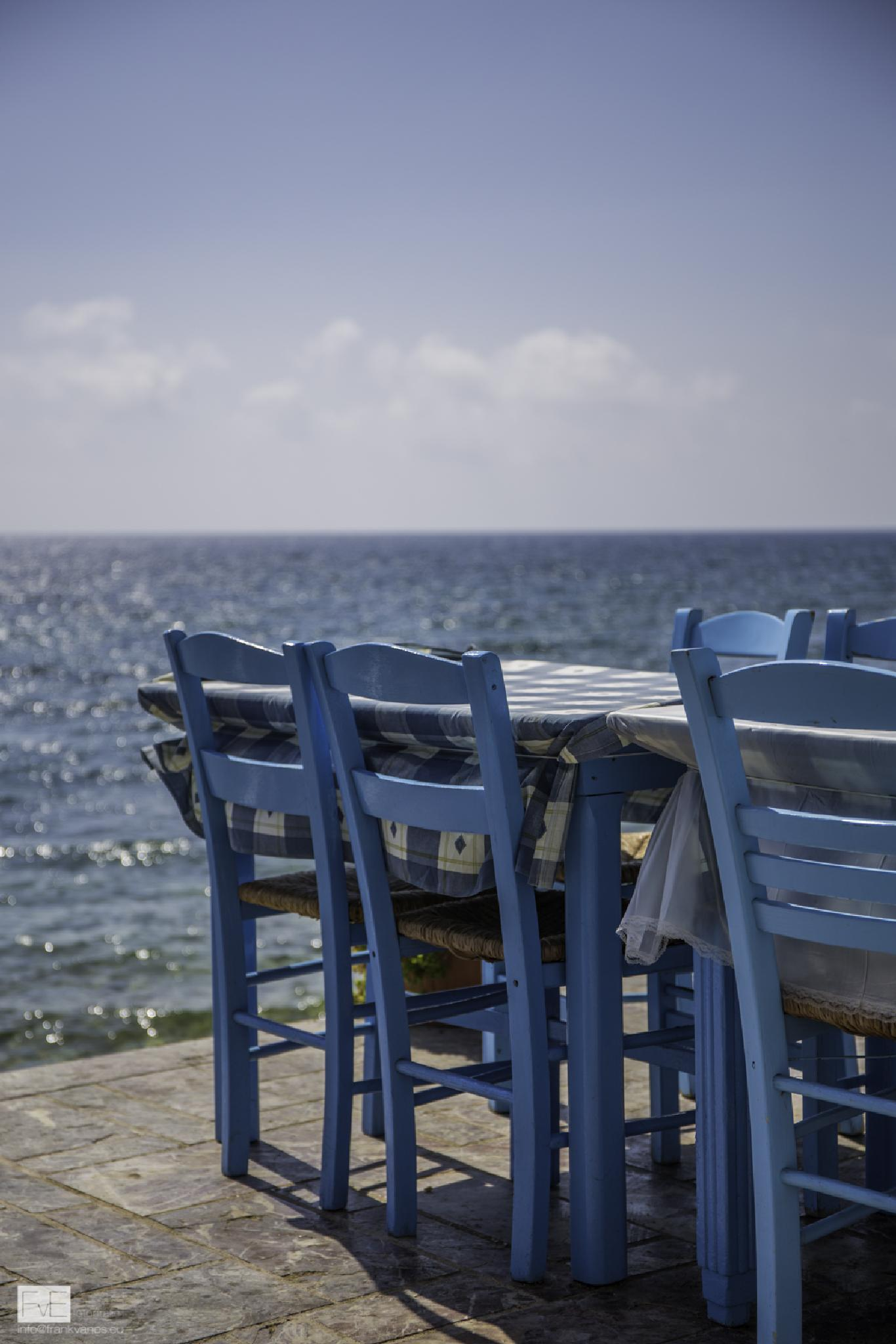 Just Greece by Frank van Es