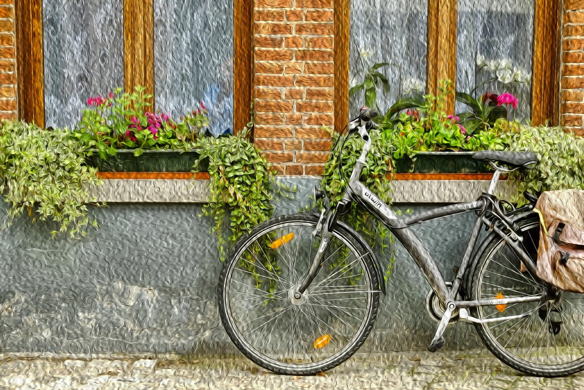 Bike by DorivalMoreira