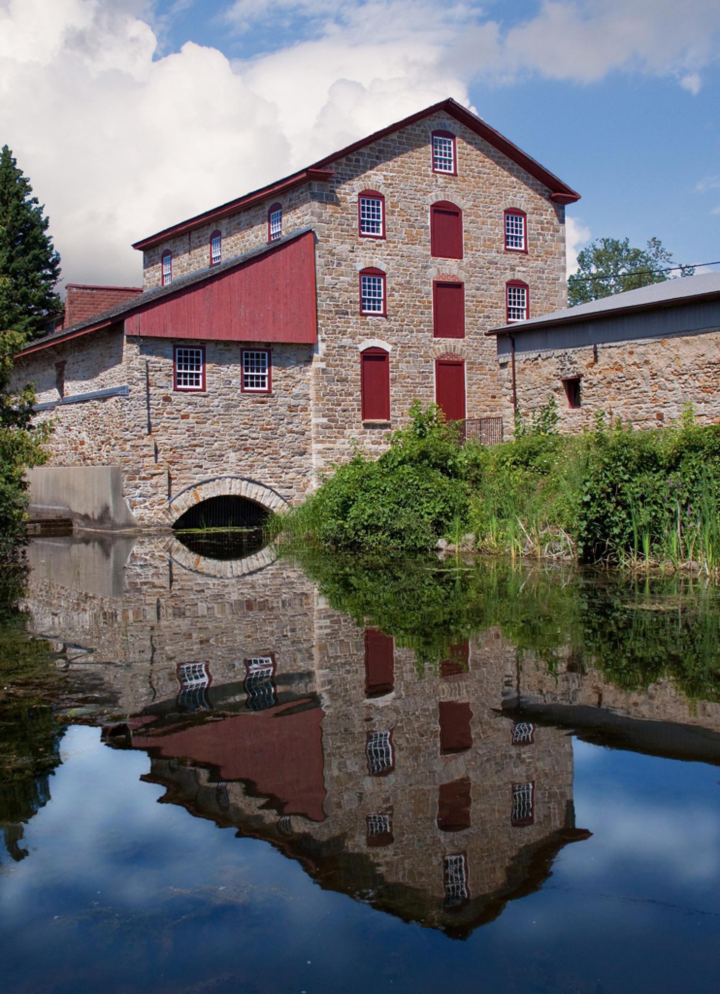 Delta Mill by Bobjb