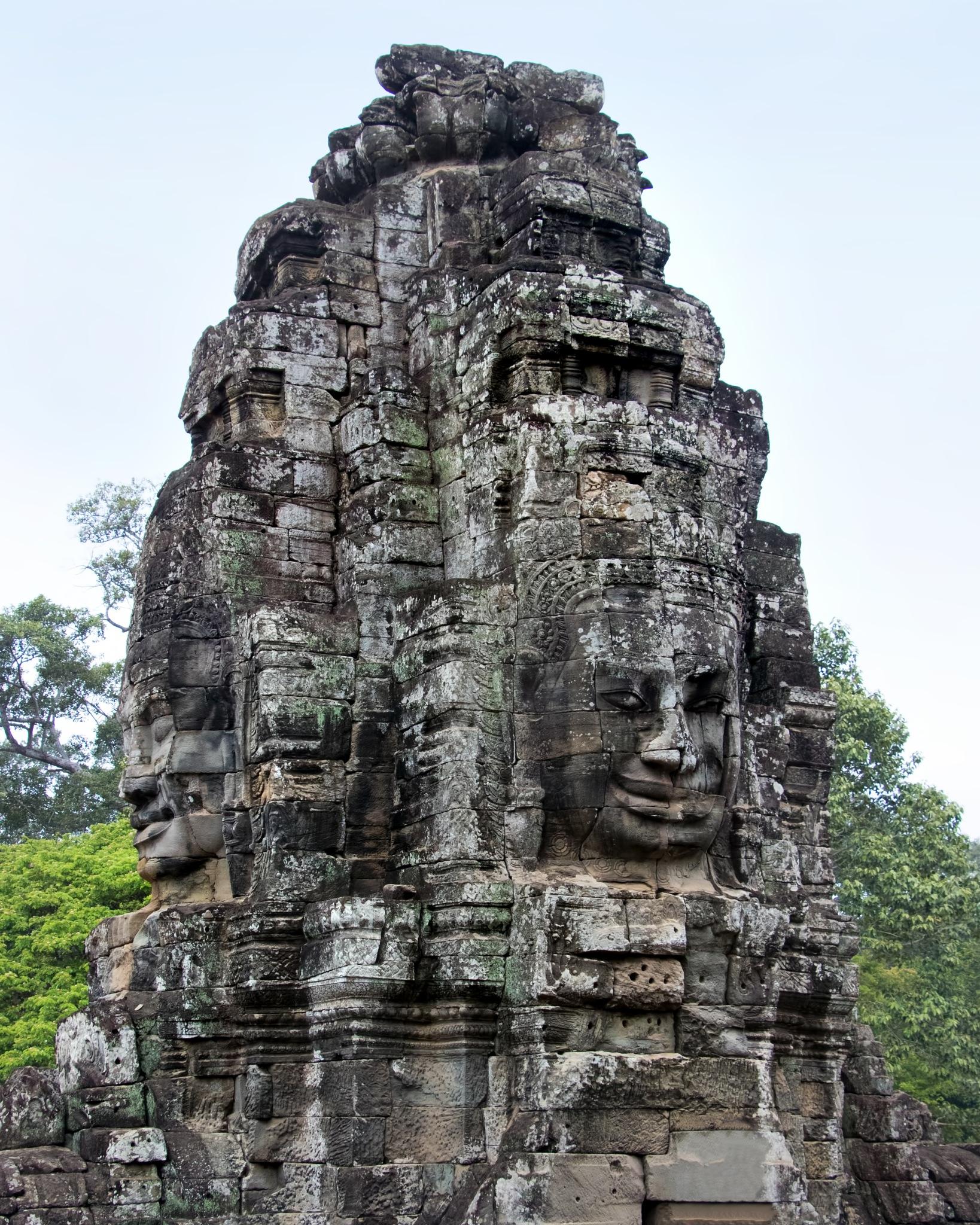 Angkor Thom by Bobjb