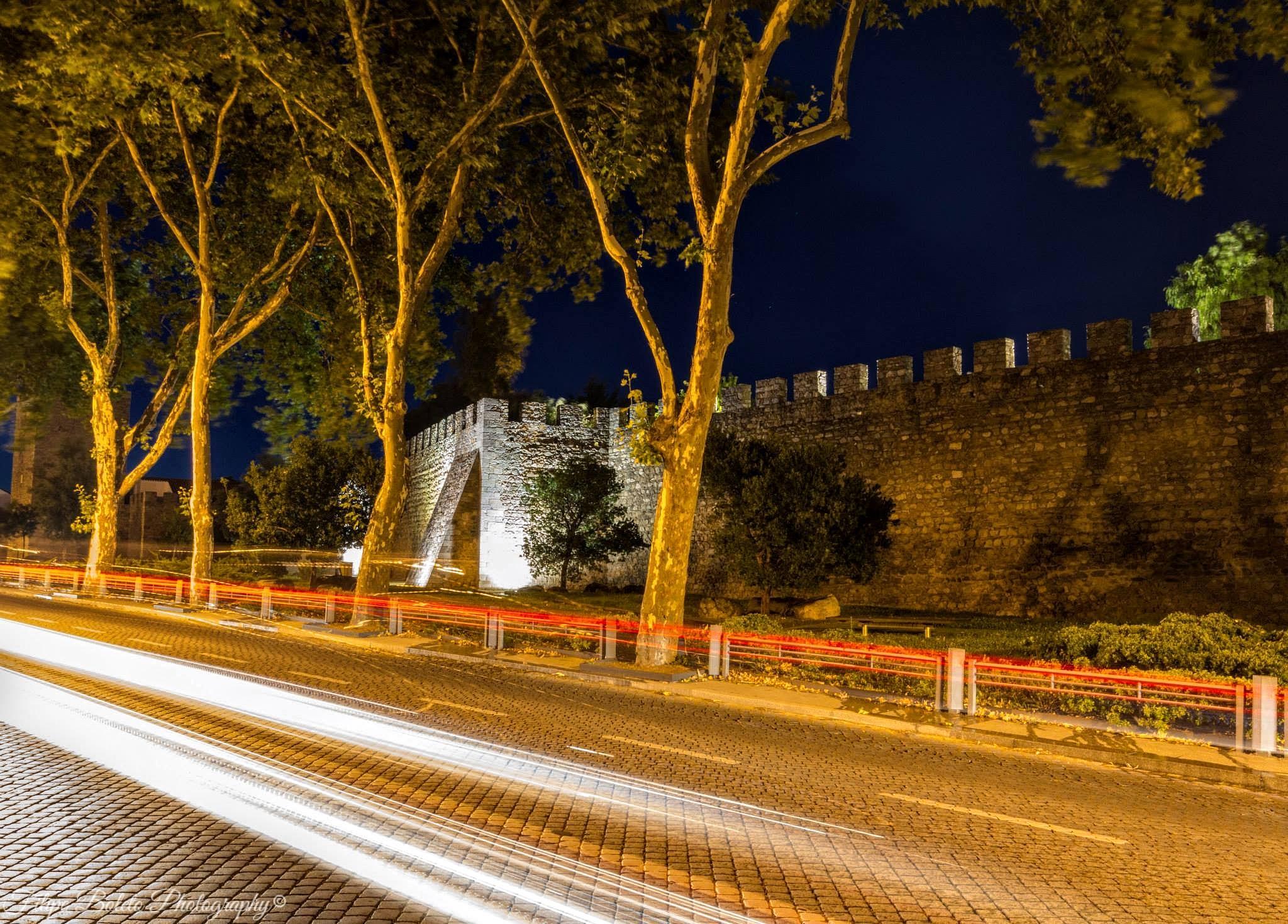 Castle lights by fboleto