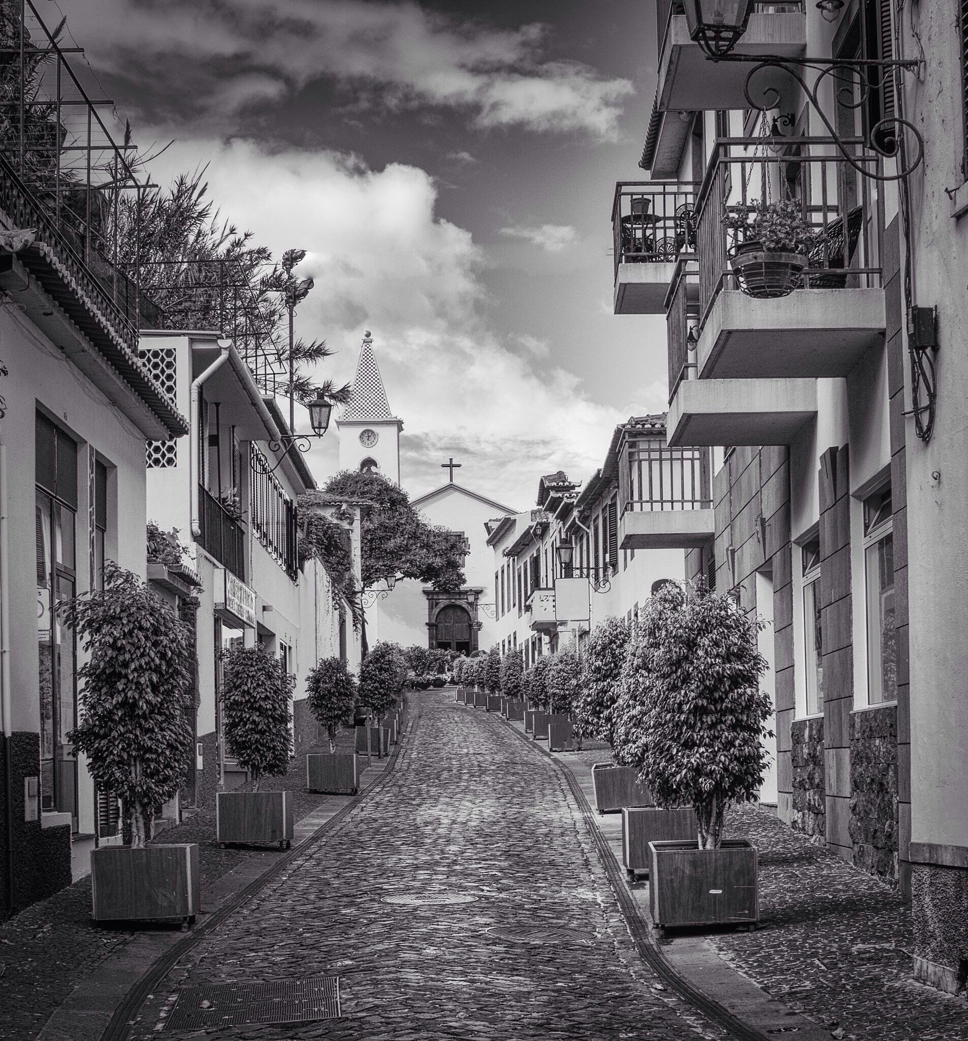 Walk to Church by Norman3384