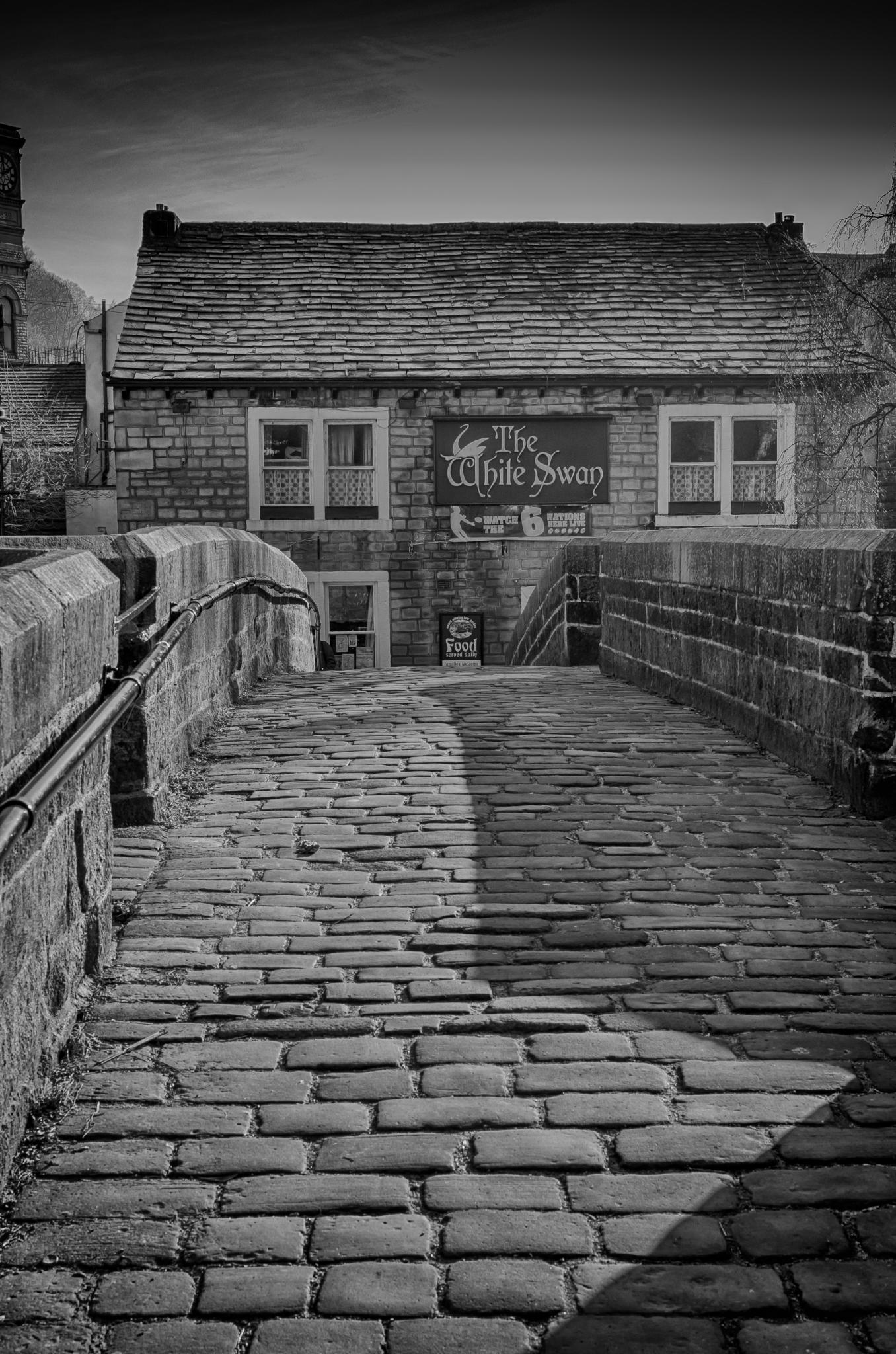 Bridge to the Pub by Norman3384