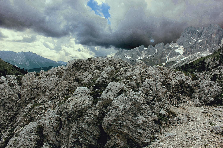 nuvole by Lauretta Michelutti