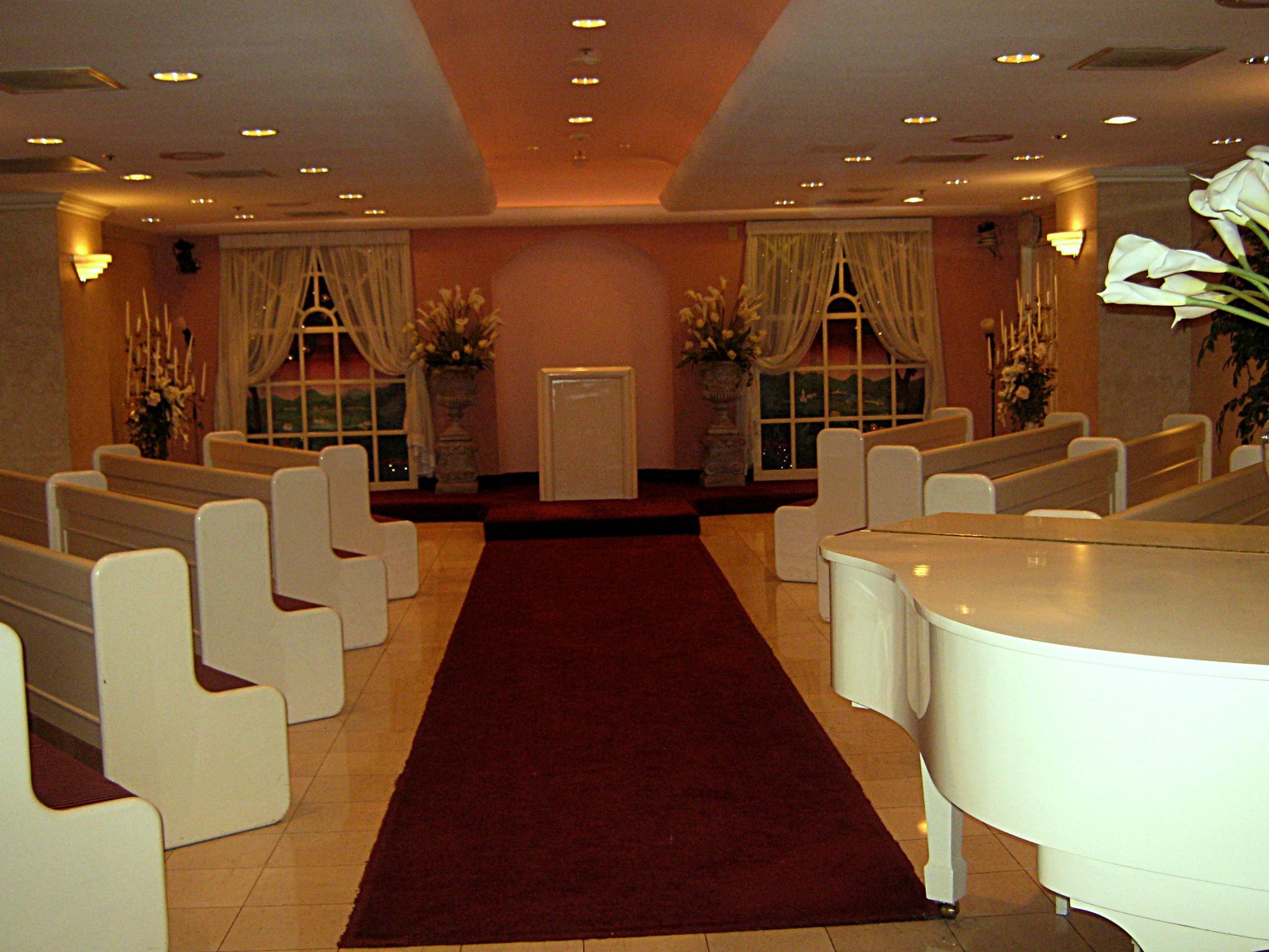 The Wedding Chapel. by Tammy Warner Hood