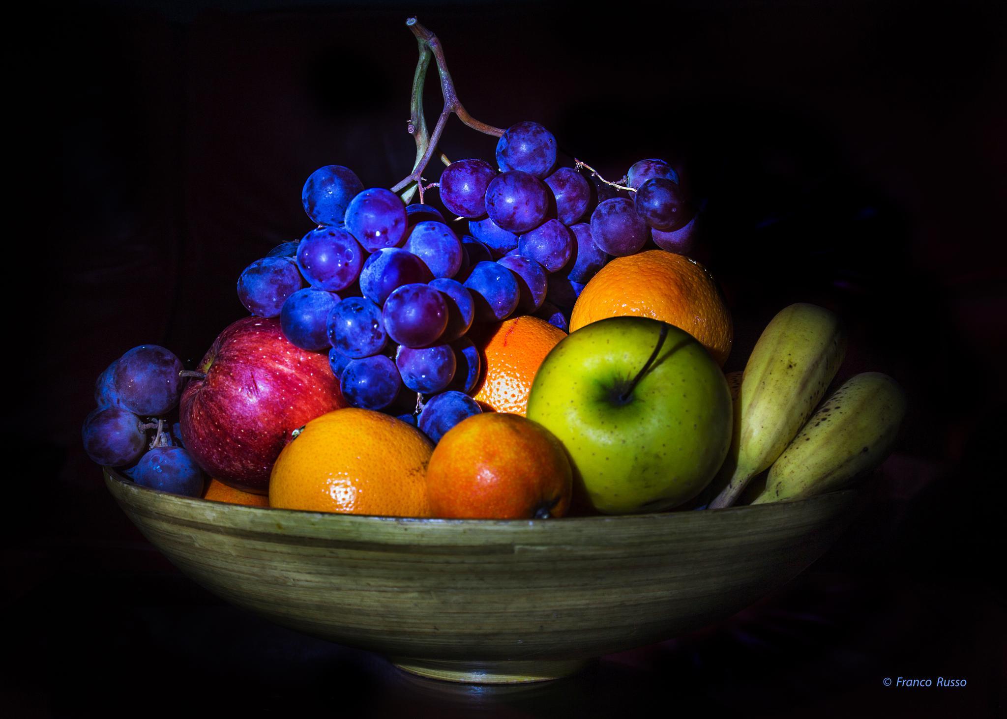 Frutti by Franco Russo